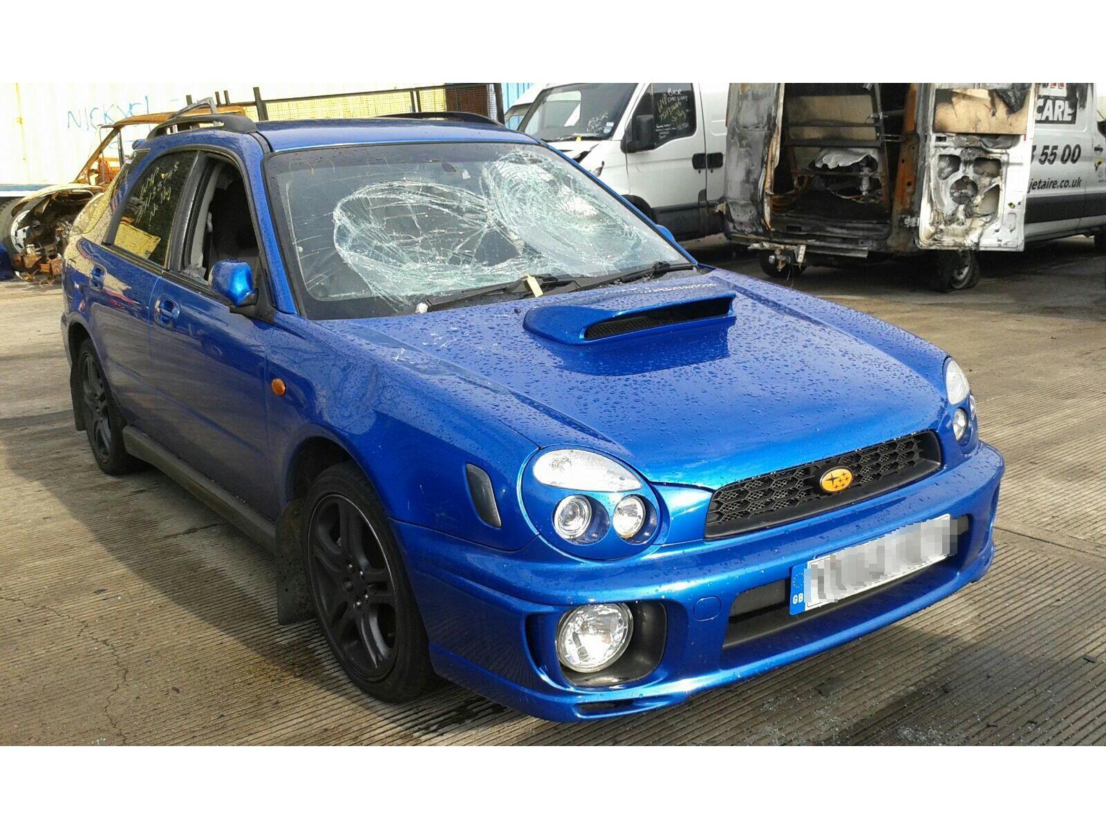 Subaru Impreza 2000 To 2003 Alternator Petrol Manual For Sale Wiring Diagram