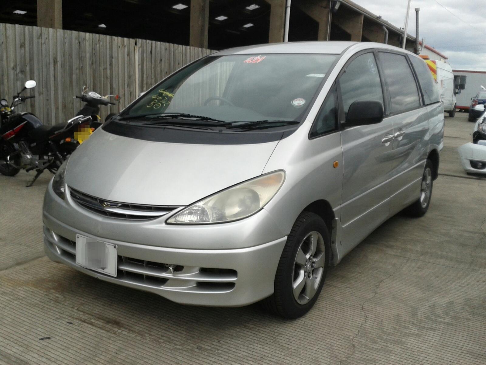2008 Toyota Estima 2000 To 2006 Mpv Petrol Automatic Breaking Previa Fuse Box Parts