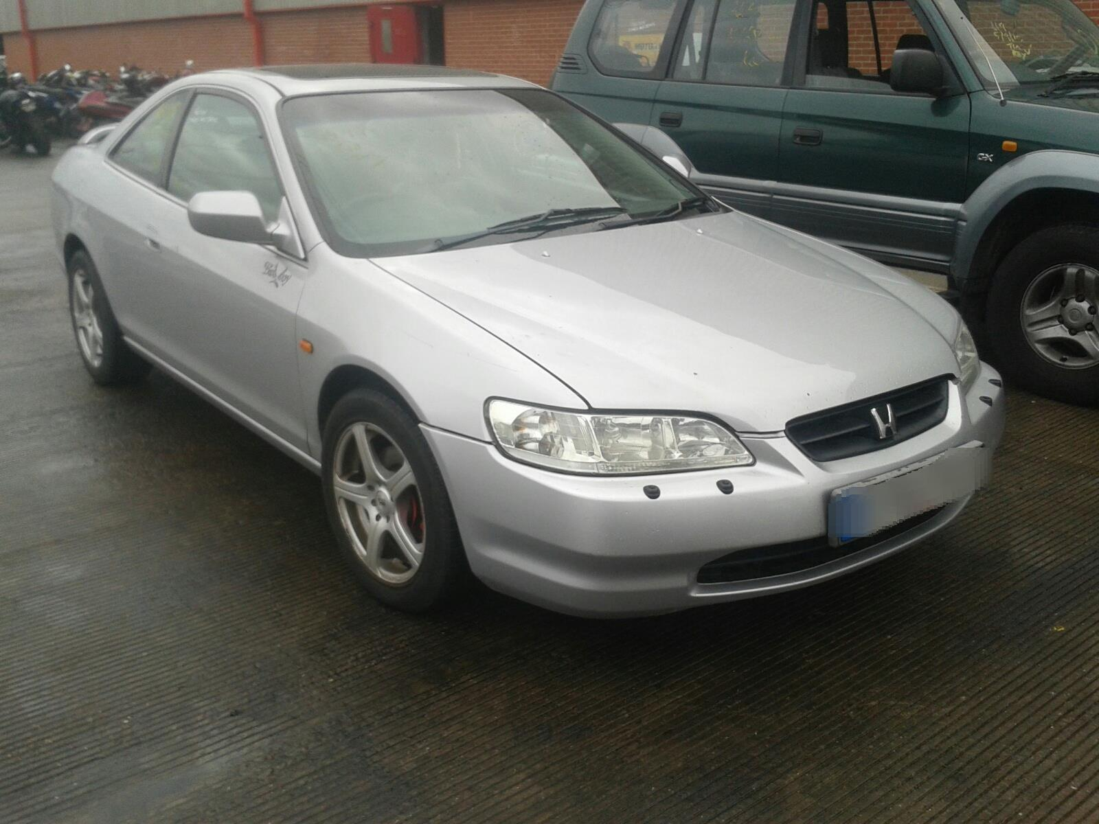 Synetiq 1999 Honda Accord Mk6 Cg4 1998 To 2002 Es 2 Door Coupe Petrol Manual Breaking For Used And Spare Parts