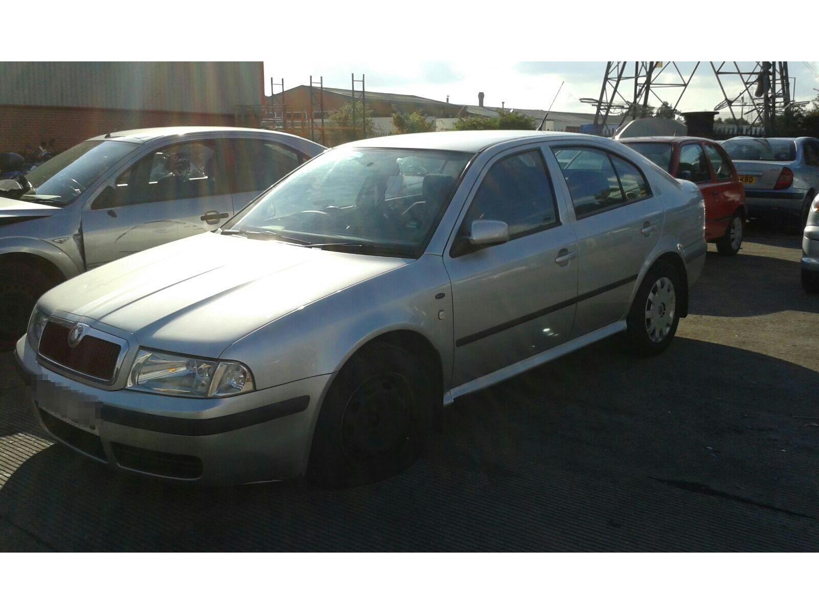 ... Skoda Octavia 2000 To 2005 5 Door Hatchback ...