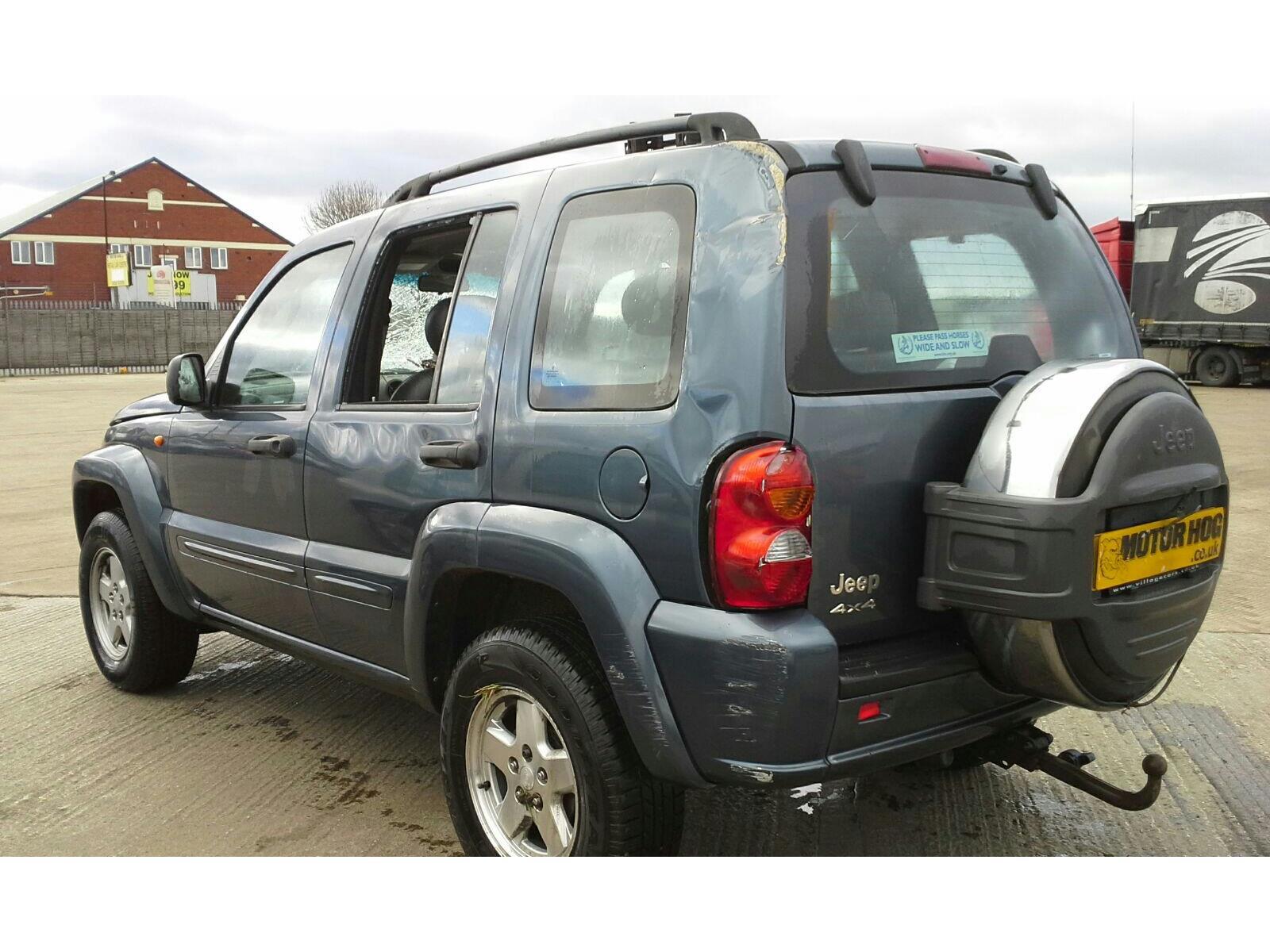 2002 Jeep Cherokee 2001 To 2004 5 Door 4x4 Diesel Manual Grand Fuel Filter