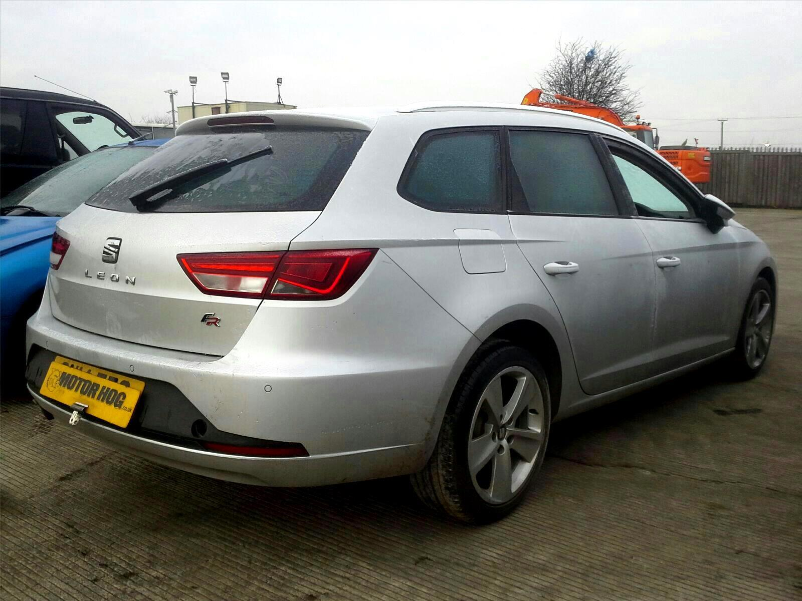 Seat Leon 2013 To 2016 Fuse Box  Diesel    Sequential