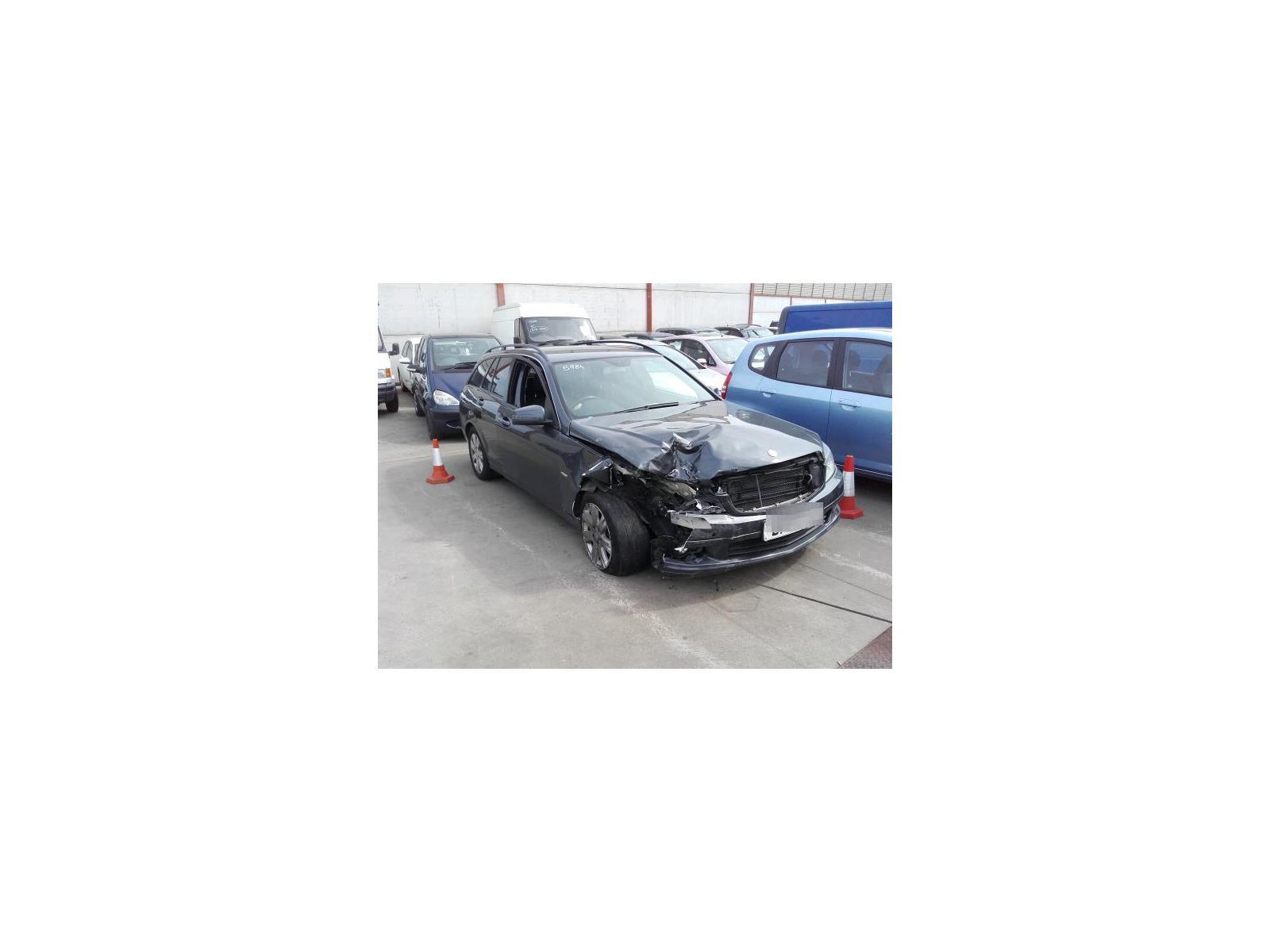 2010 Mercedes Benz C Class 2007 To 2011 5 Door Estate Diesel Fuse Box