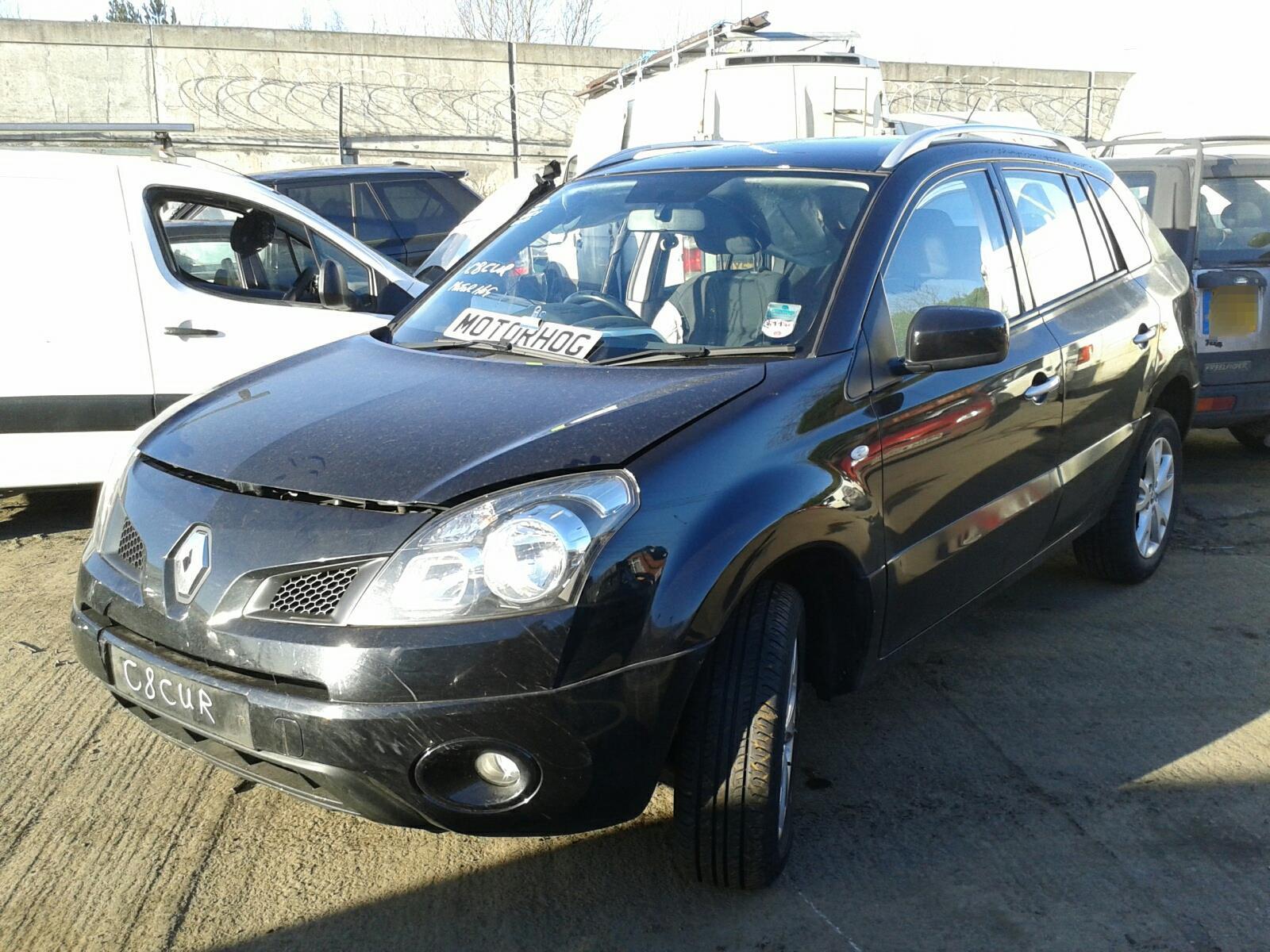 ... Renault Koleos 2008 To 2010 5 Door Hatchback ...