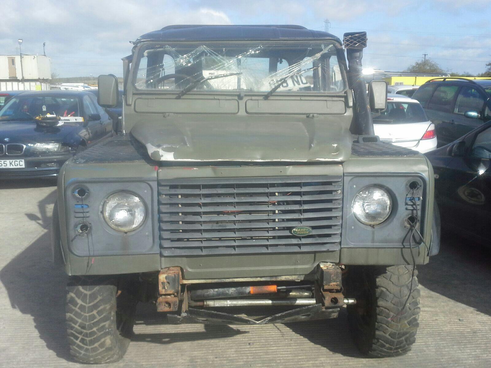 ... Land Rover Defender 2000 To 2007 L.C.V. ...