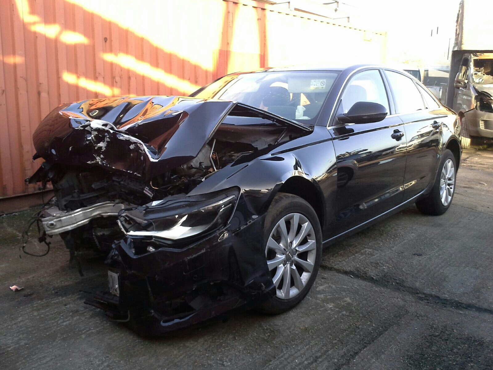 2014 Audi A6 2011 To 2014 4 Door Saloon Diesel Automatic