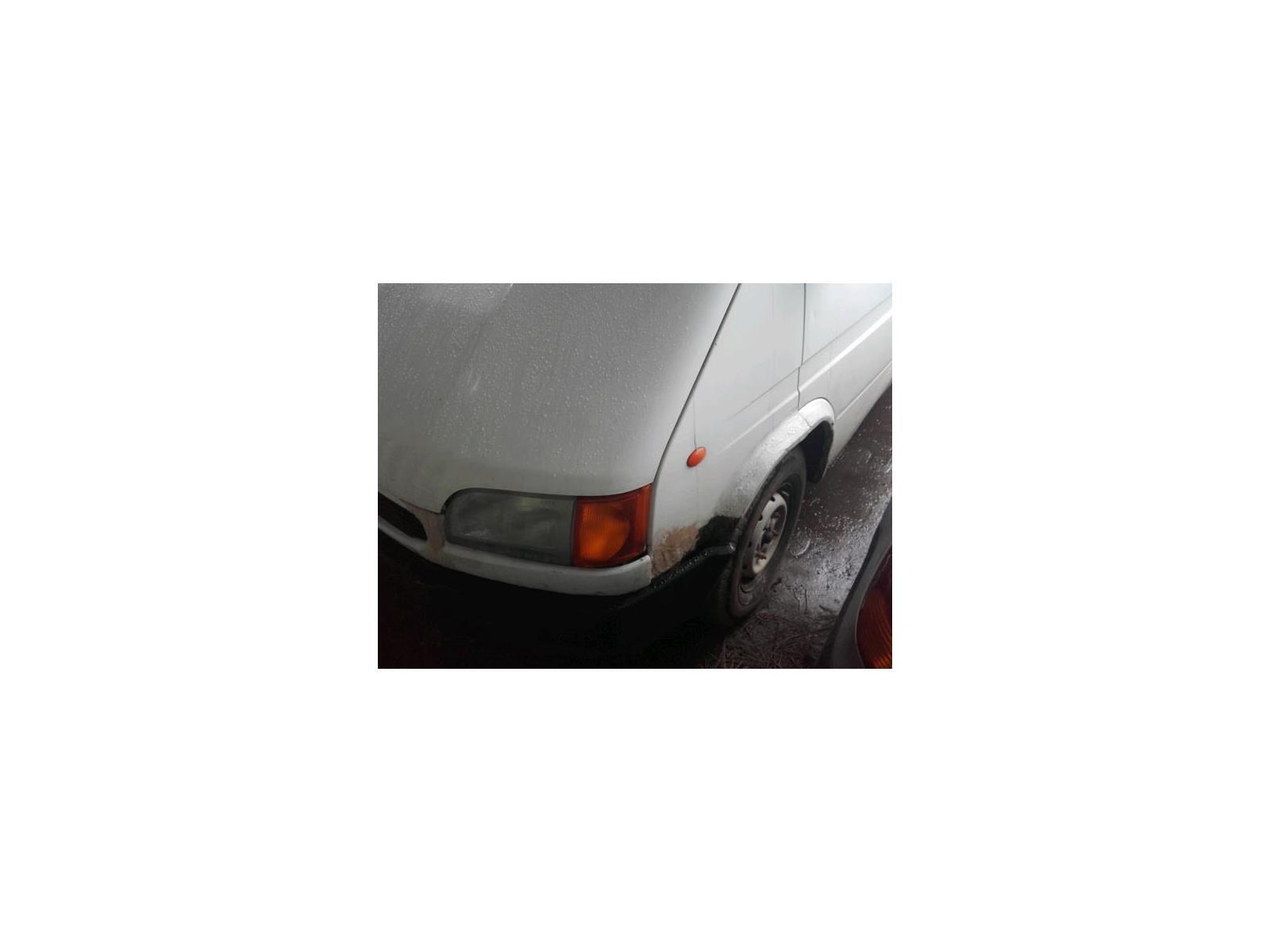 1998 ford escort parts manual