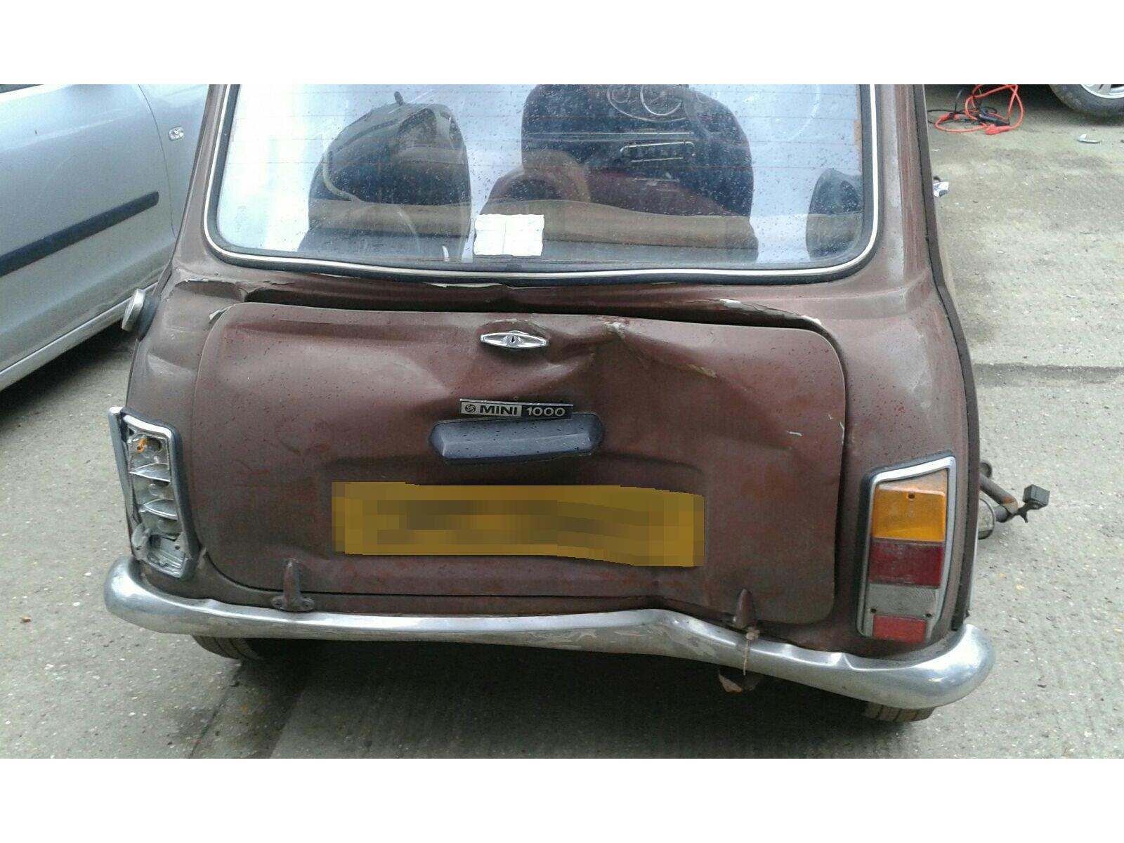 Austin Mini 1969 To 1980 Sun Visor RH (Petrol   Manual) for sale ... b0147270436