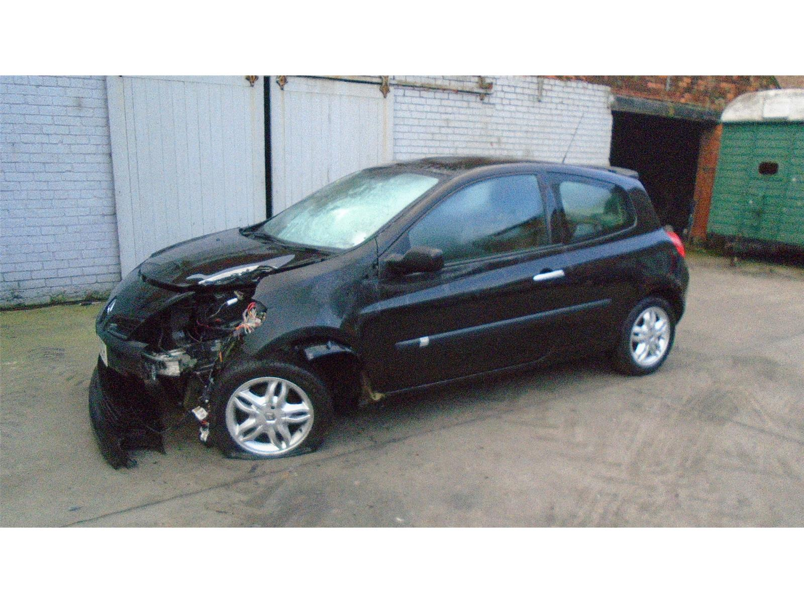 2006 Renault Clio To 2009 3 Door Hatchback Petrol Manual Nissan Kubistar Fuse Box Location