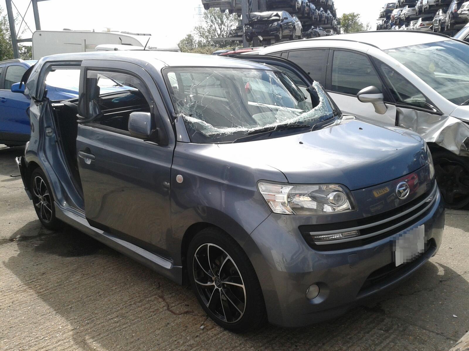 Daihatsu Materia 2007 To 2010 M.P.V. Daihatsu Materia 2007 To 2010 M.P.V.  ...