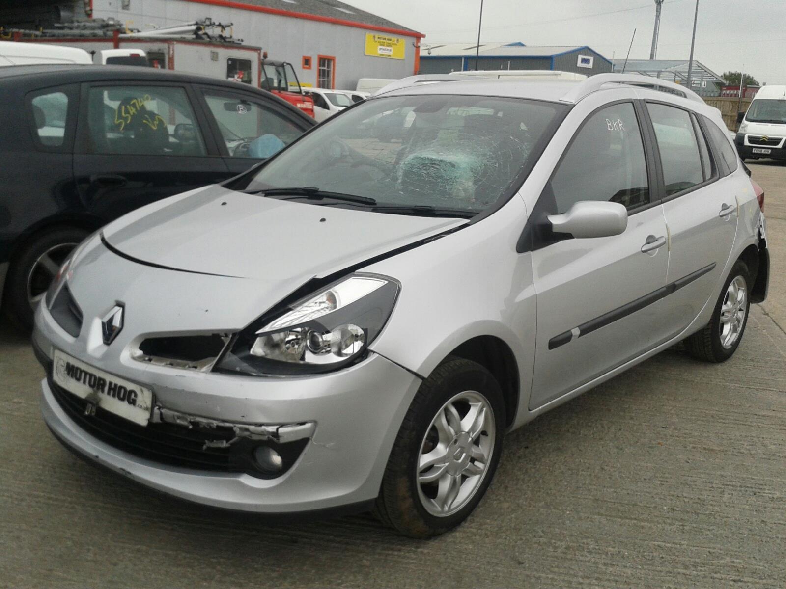 Array - 2009 renault clio 2009 to 2012 5 door estate diesel manual rh  motorhog co . Renault Megane Scenic .