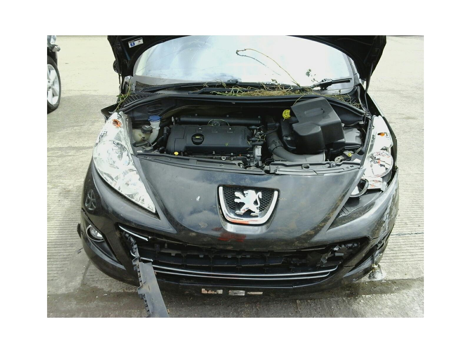 Peugeot 207 Under Bonnet Fuse Box Electrical Wiring Diagrams 206 Ebay Schematic 406 Headlight