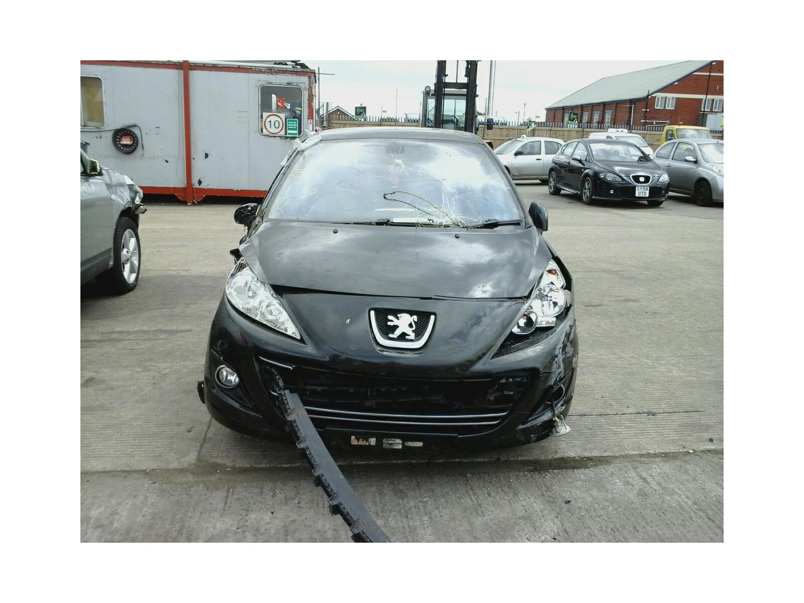 peugeot 207 2009 on fuse box petrol manual for sale from rh motorhog co uk
