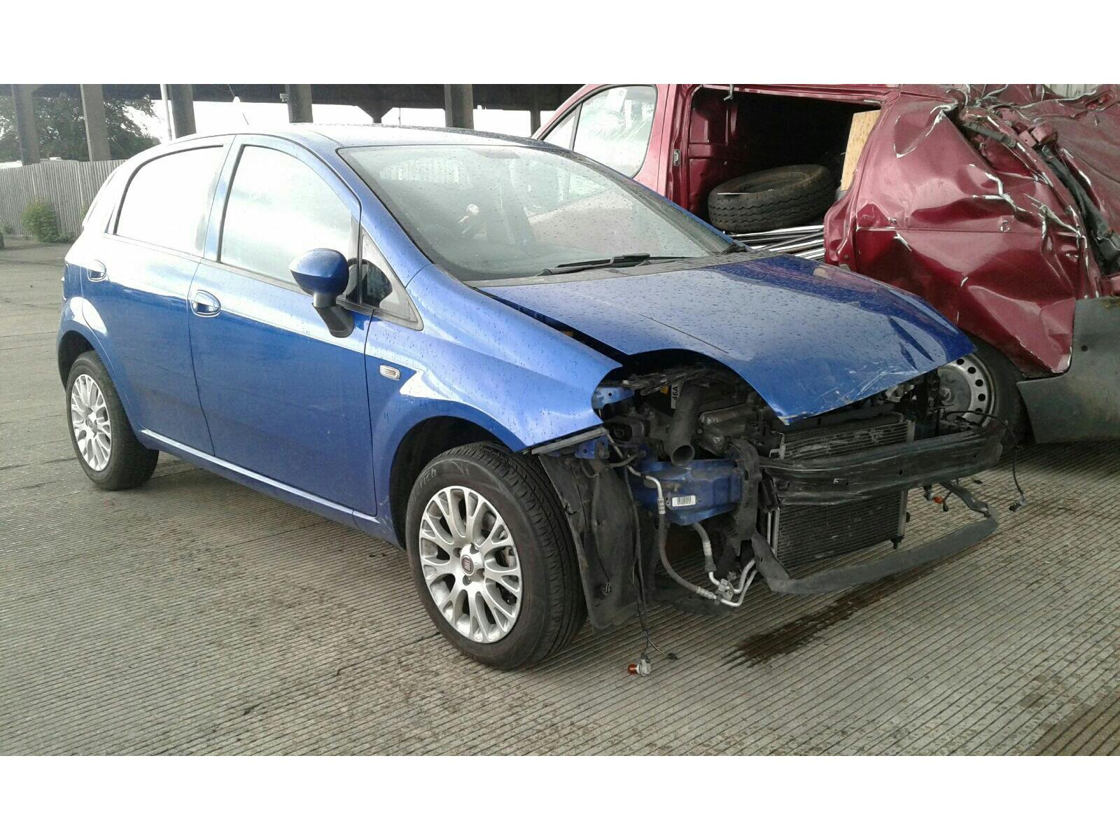 2011 fiat punto evo 2010 to 2012 5 door hatchback petrol manual rh motorhog co uk