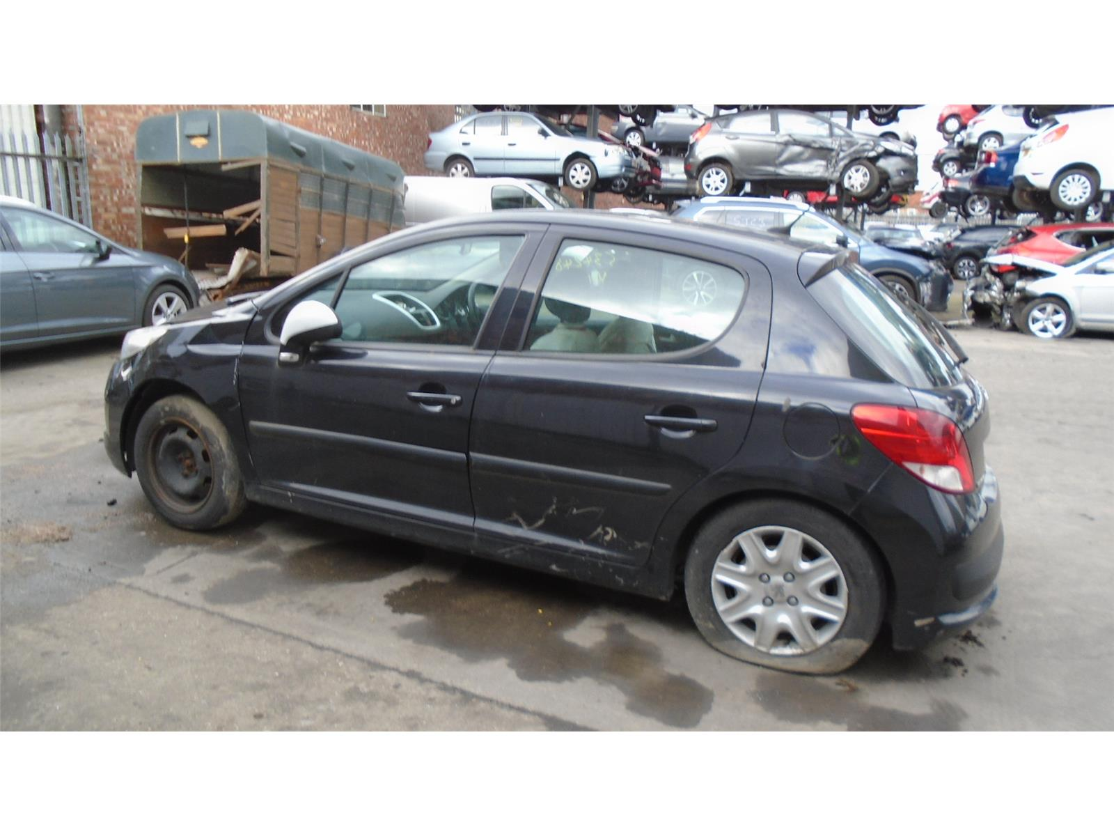 Peugeot 207 2009 On Fuse Box Petrol Manual For Sale From 206