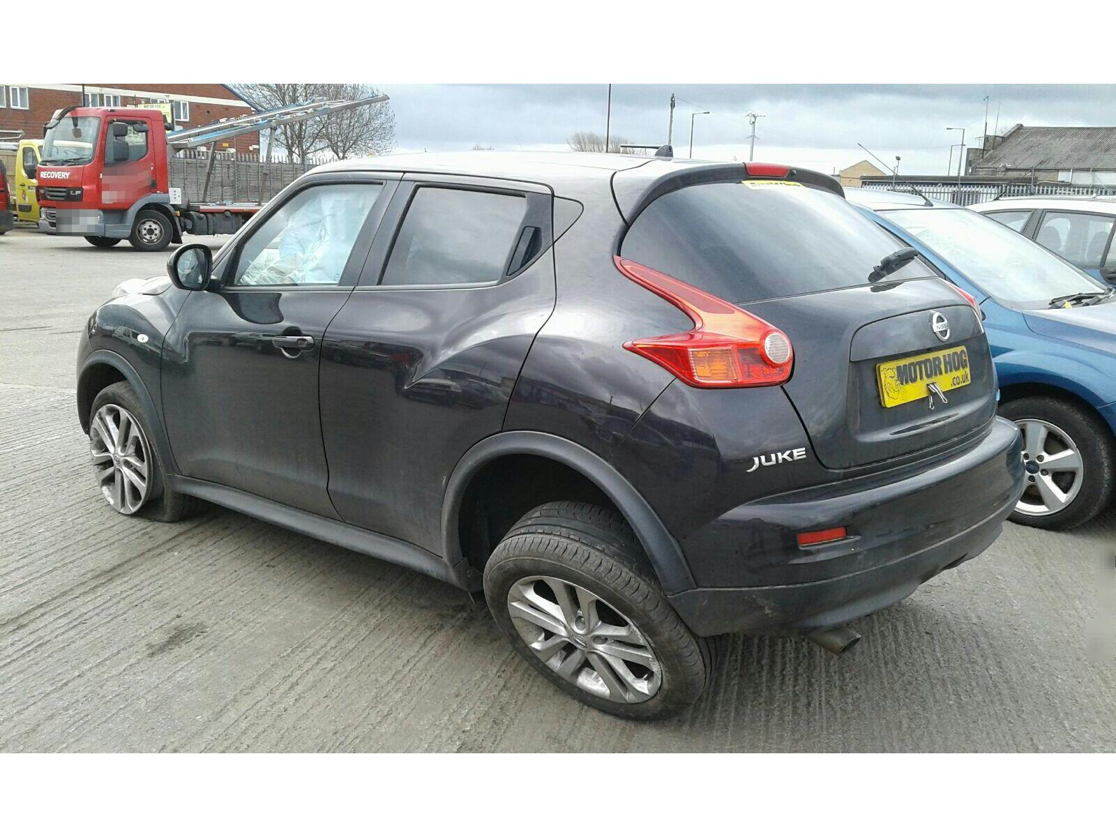 Nissan Juke 2011 To 2014 Fuse Box Diesel Manual For Sale From