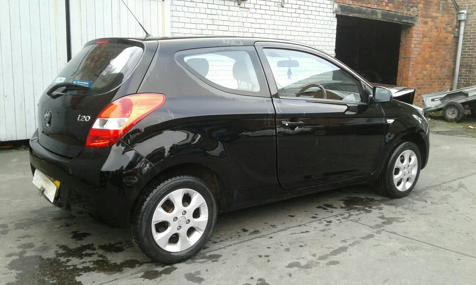 2011 Hyundai i20 2009 To 2012 3 Door Hatchback (Petrol
