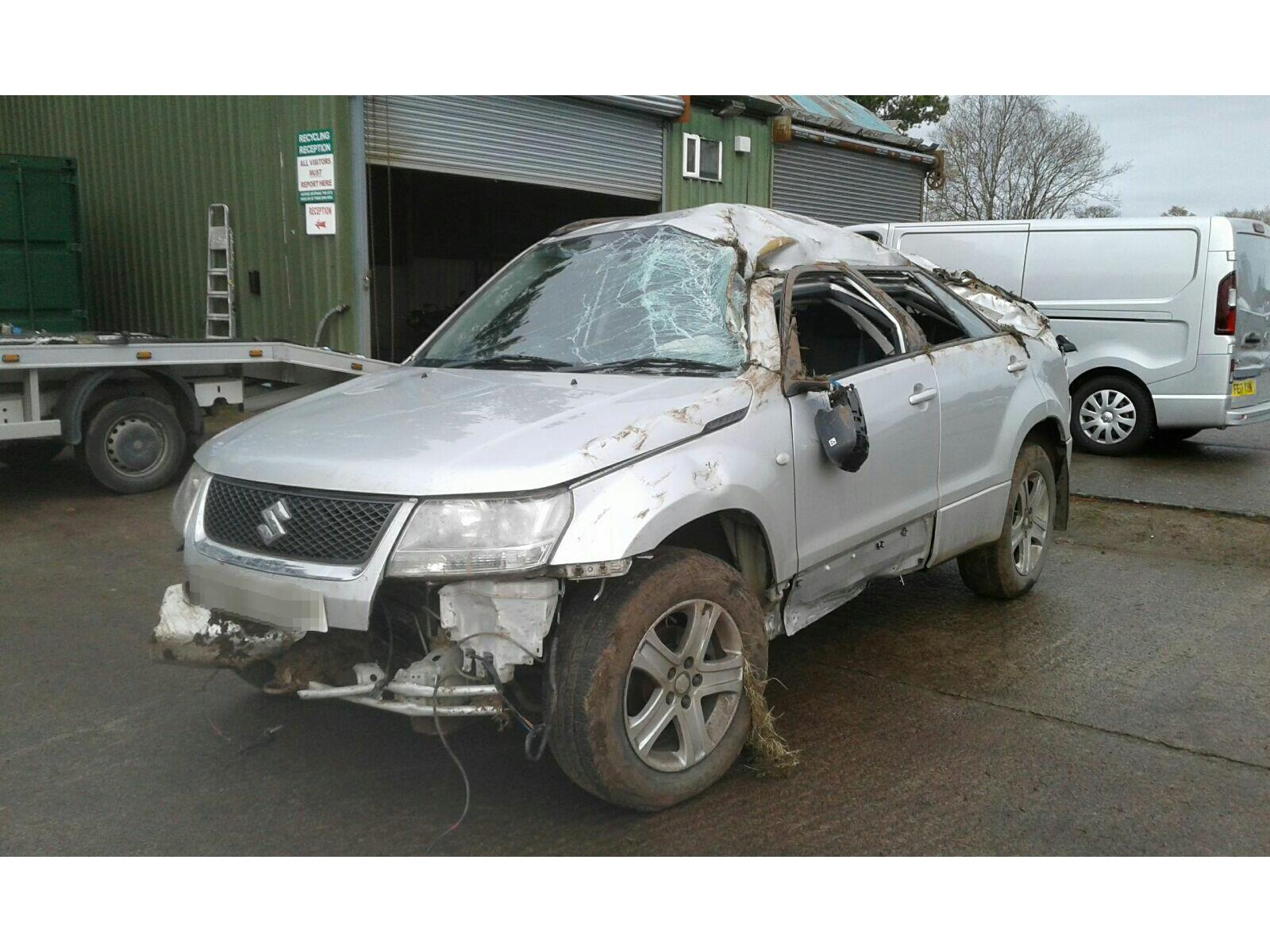 2006 Suzuki Grand Vitara 1998 To 2006 5 Door 4x4 (Petrol