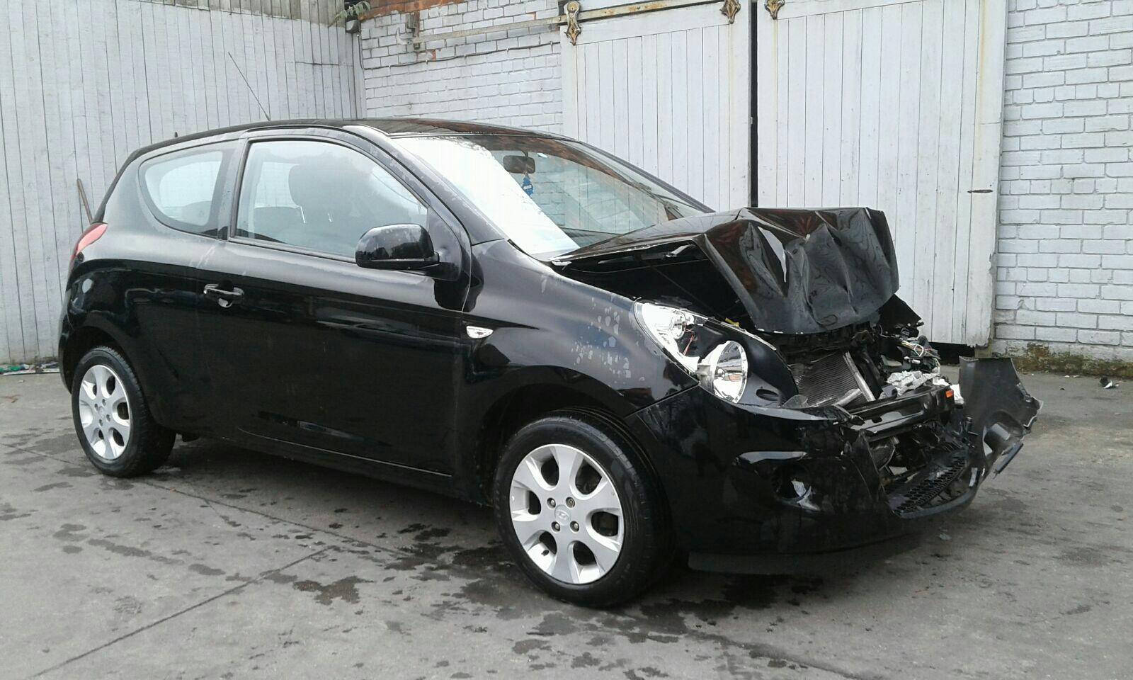 Hyundai i20 2009 To 2012 3 Door Hatchback