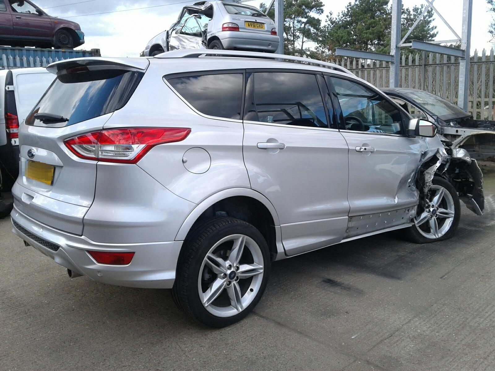 2014 ford kuga 2012 to 2016 5 door estate diesel manual breaking for used and spare parts. Black Bedroom Furniture Sets. Home Design Ideas