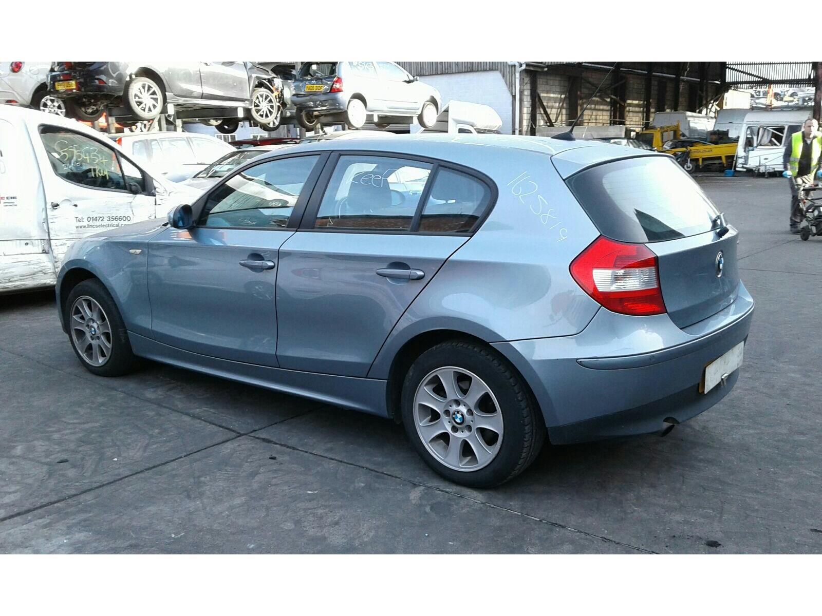 2006 BMW 1 Series 2004 To 2007 5 Door Hatchback (Petrol / Manual ...