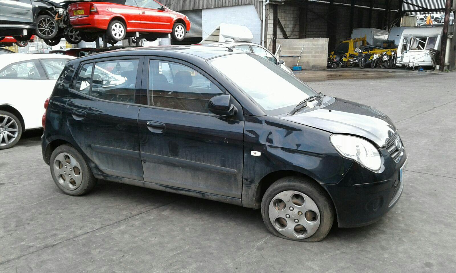 Kia Picanto 2007 To 2008 5 Door Hatchback
