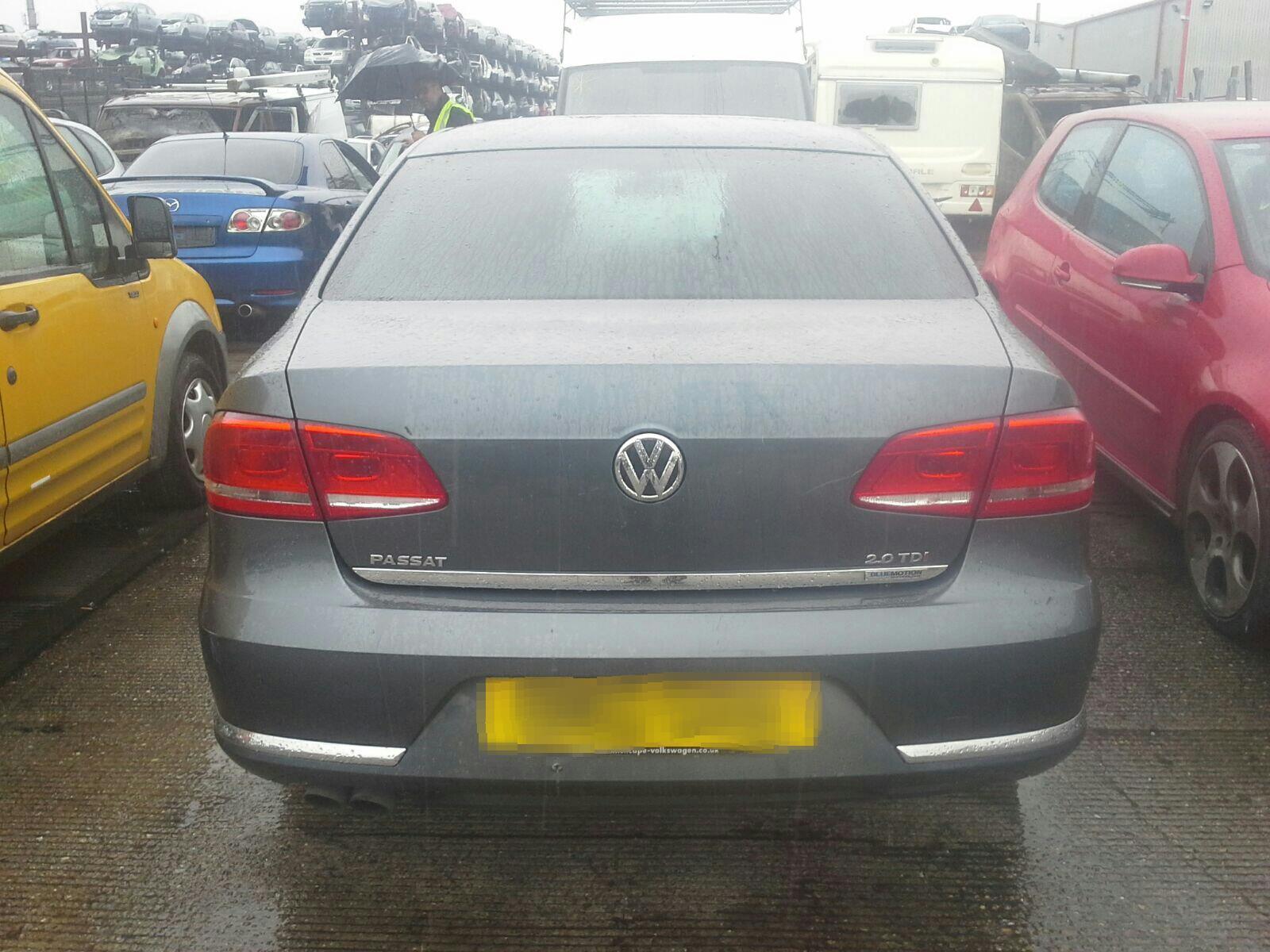 ... Volkswagen Passat 2011 To 2014 4 Door Saloon ... & 2012 Volkswagen Passat 2011 To 2014 4 Door Saloon (Diesel / Manual ...