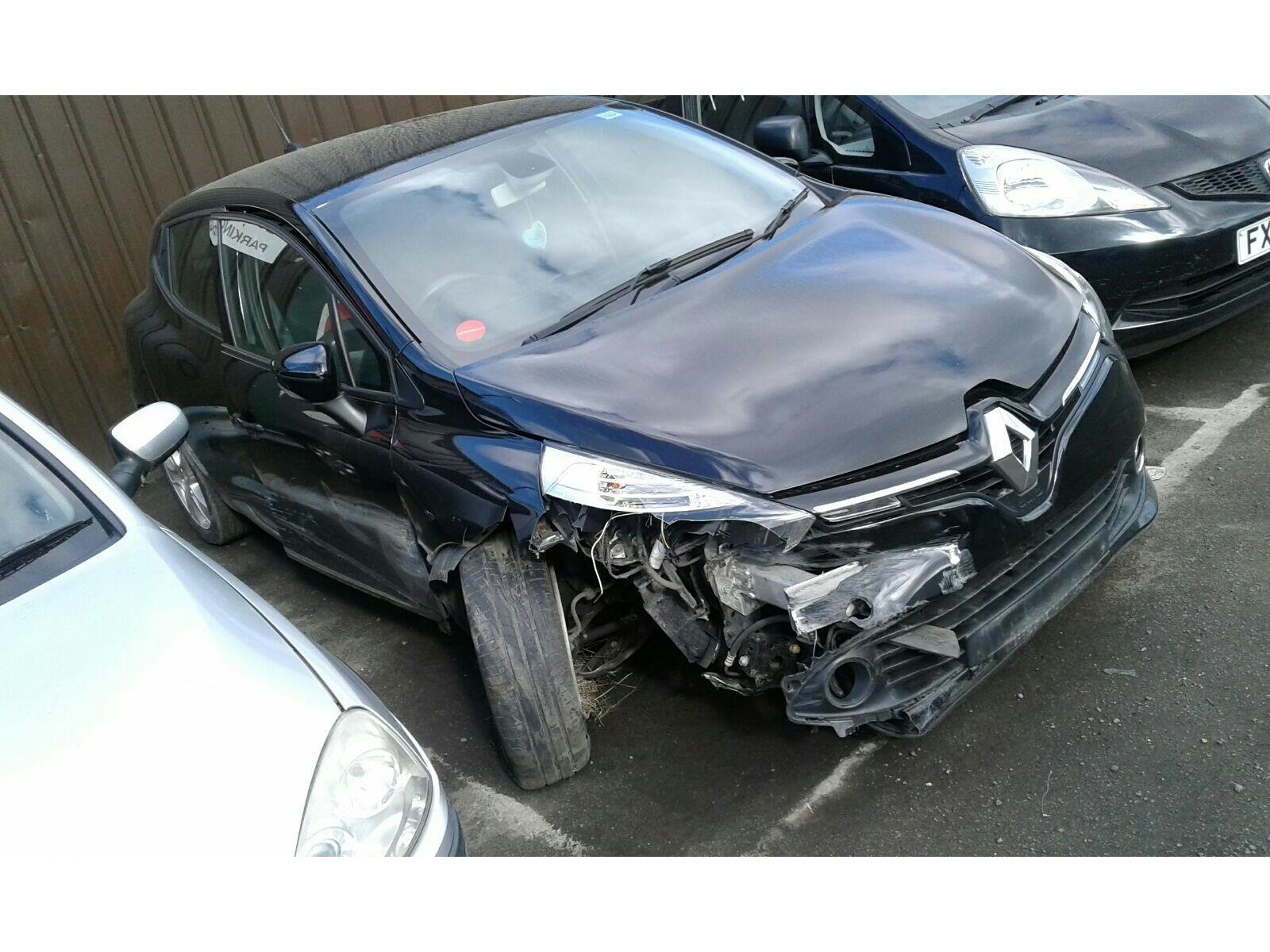... Renault Clio 2013 To 2016 5 Door Hatchback ...