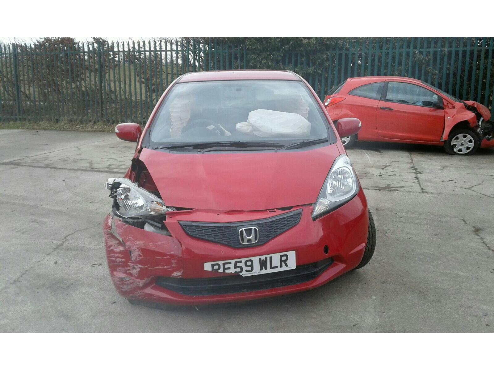 Honda Jazz 2009 To 2010 5 Door Hatchback