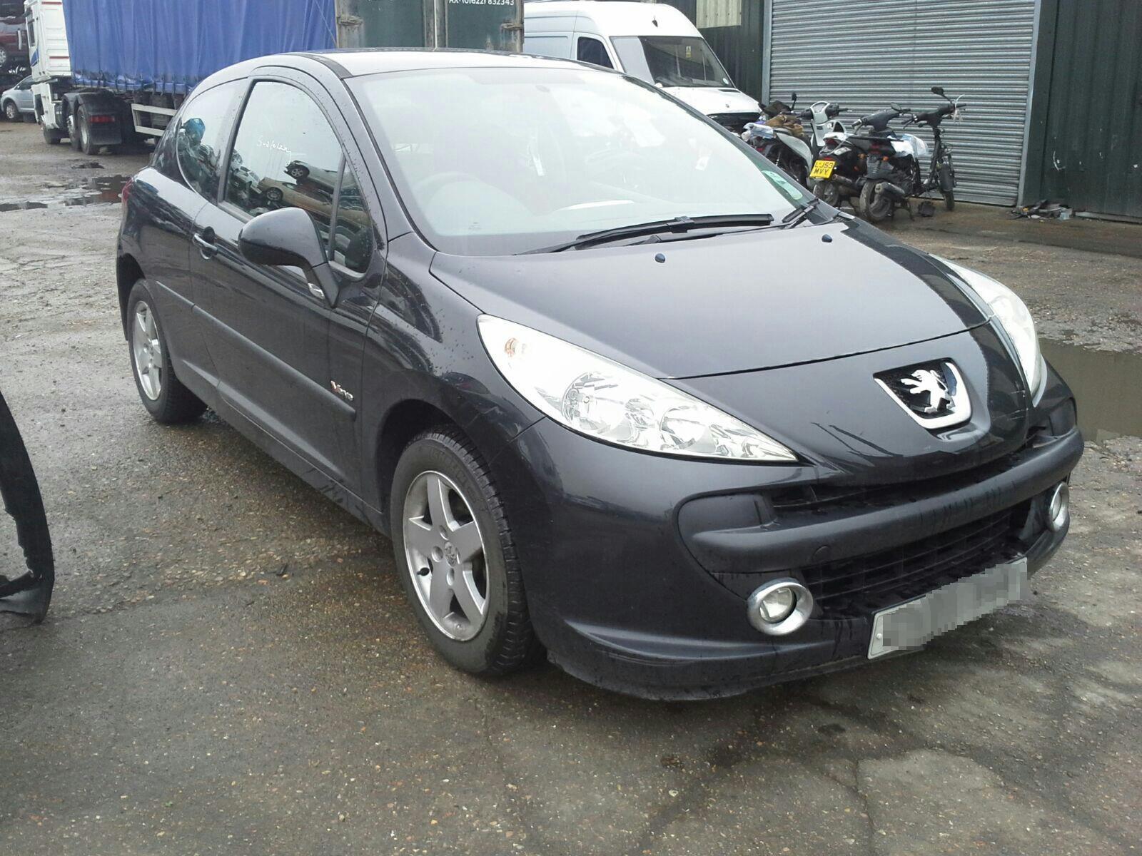 Peugeot 207 2006 To 2009 3 Door Hatchback