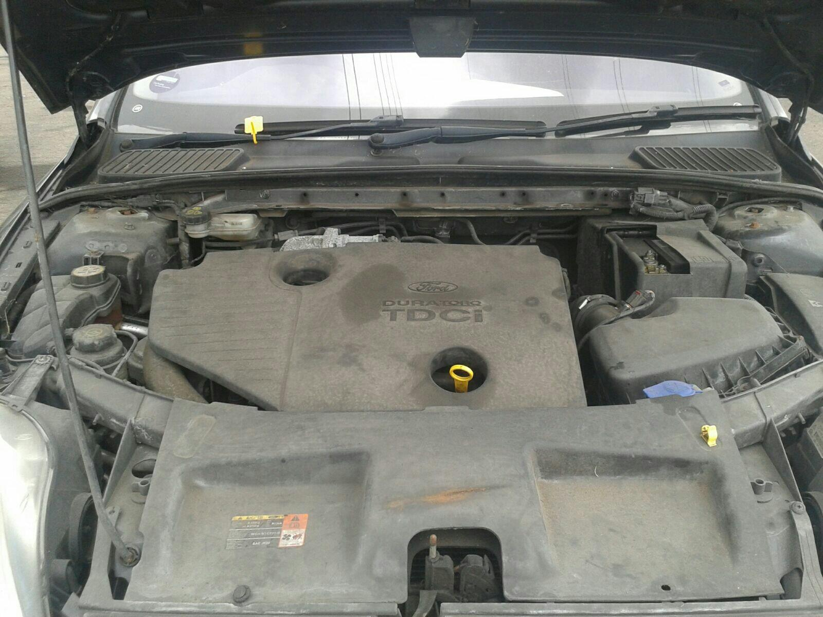Ford Mondeo 2007 To 2010 Fuse Box Diesel Manual For Sale From Location