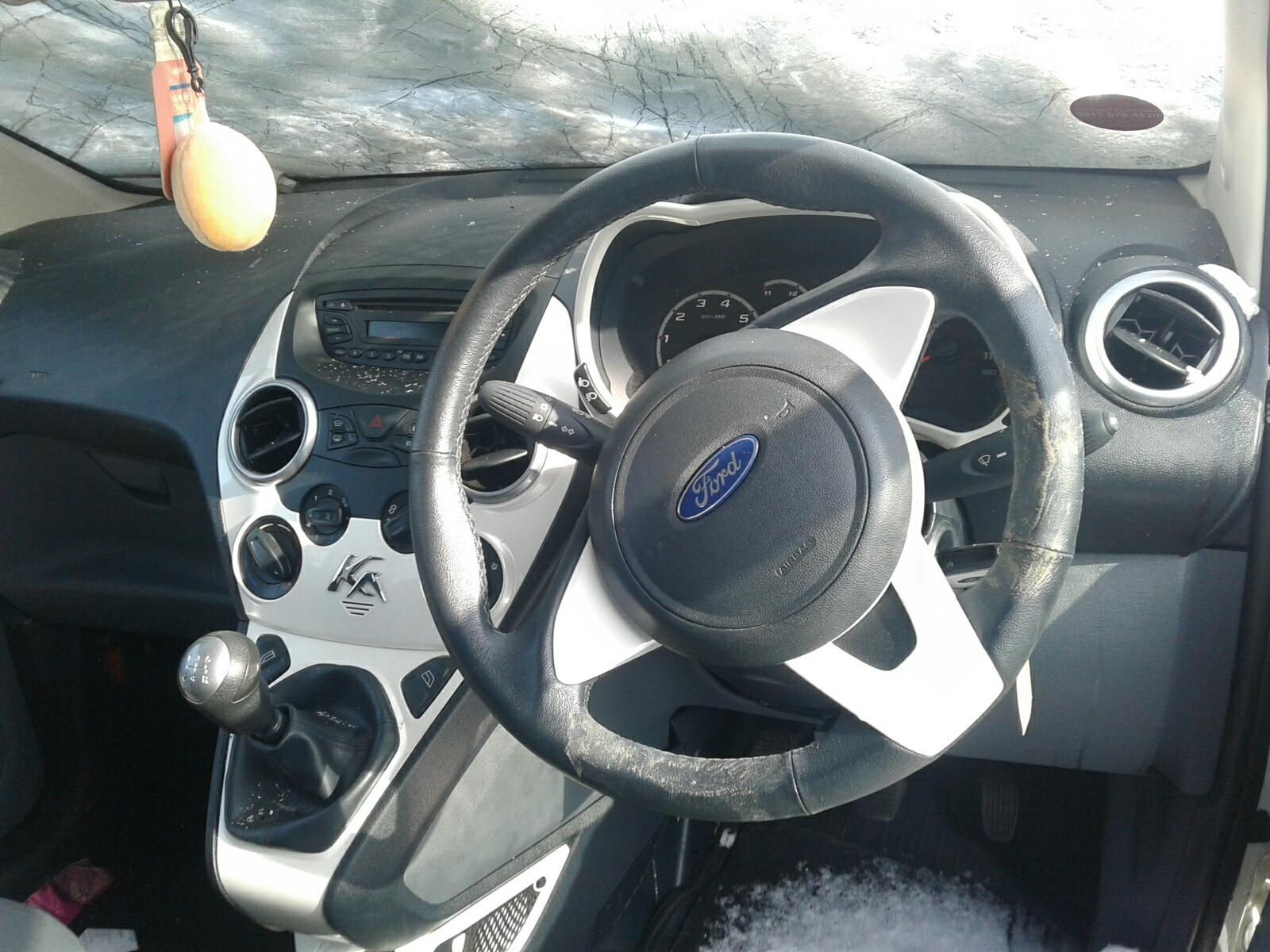 Ford Ka   Door Hatchback
