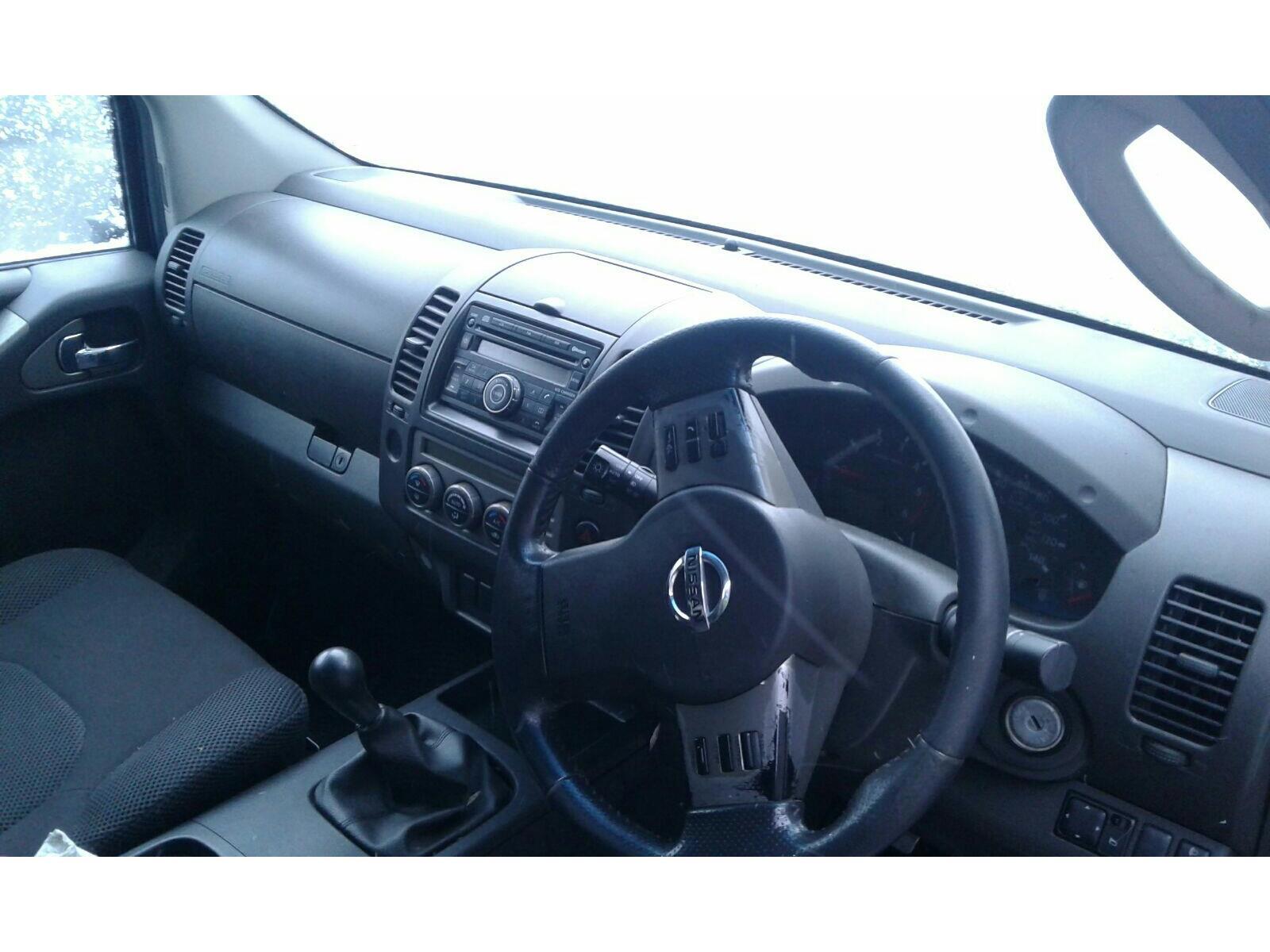 2008 Nissan Navara 2005 To 2010 Pick Up Diesel Manual Breaking Fuse Box Location