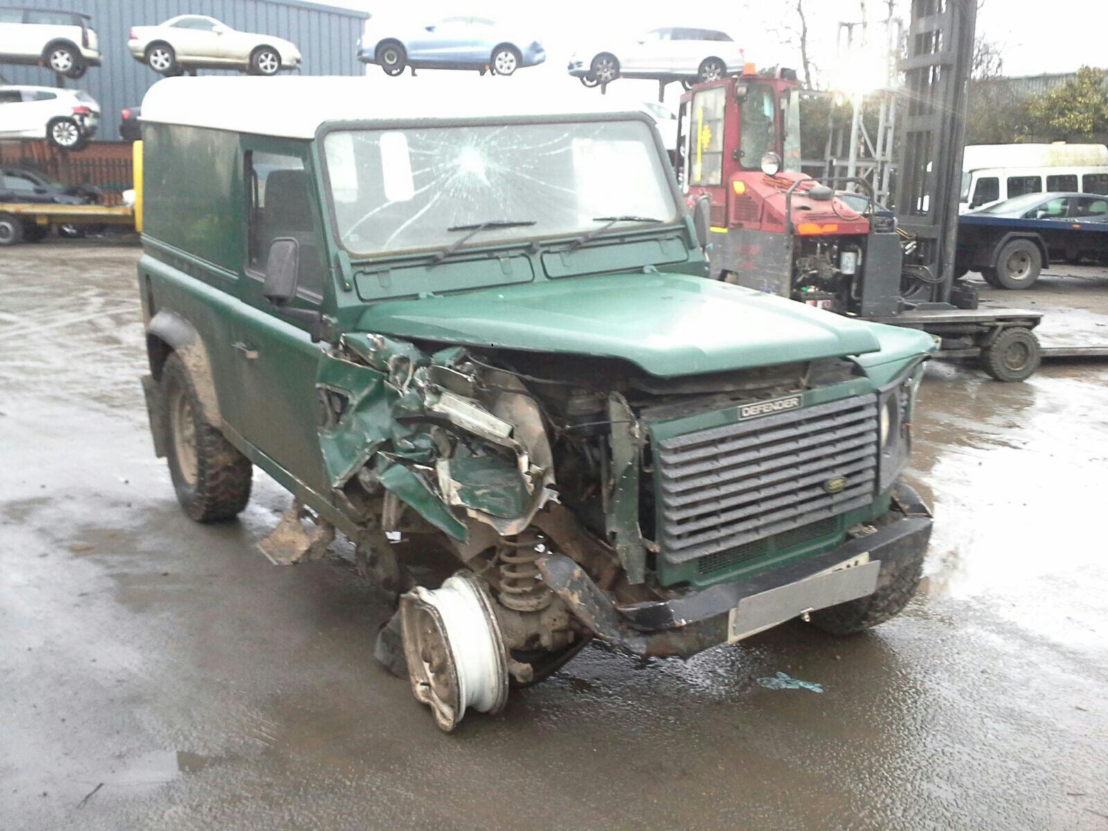 Land Rover Defender 2000 To 2007 L.C.V.