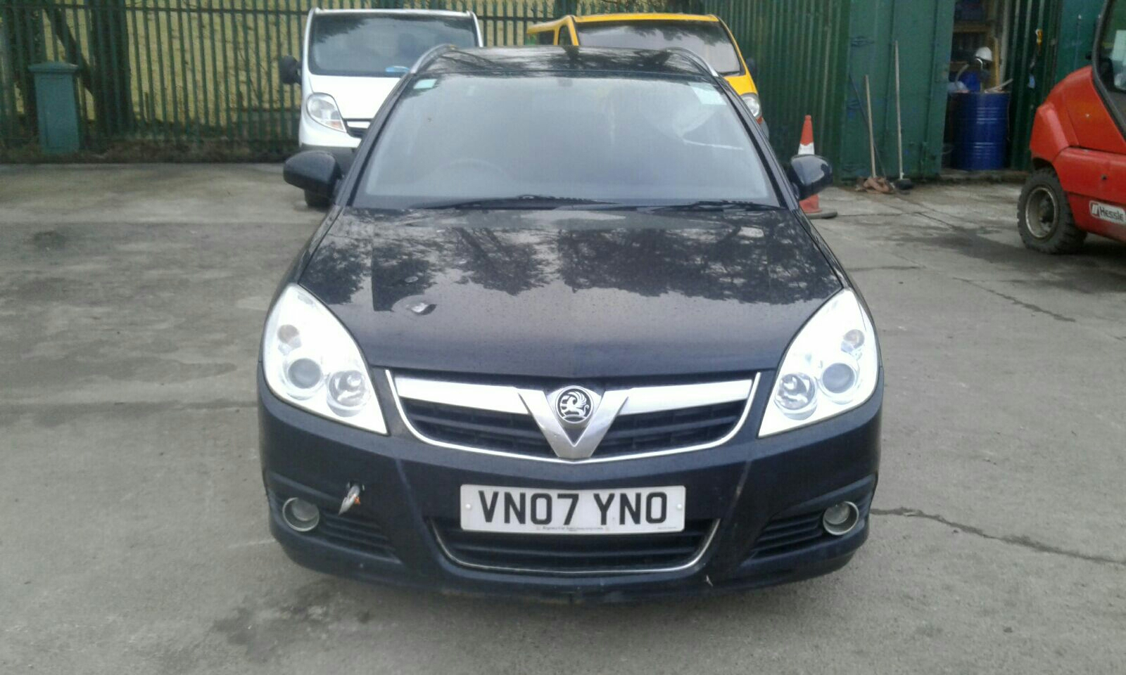 2007 VAUXHALL SIGNUM EXCLUSIV CDTI 1910cc Turbo Diesel Manual 6 Speed 5  Door Hatchback