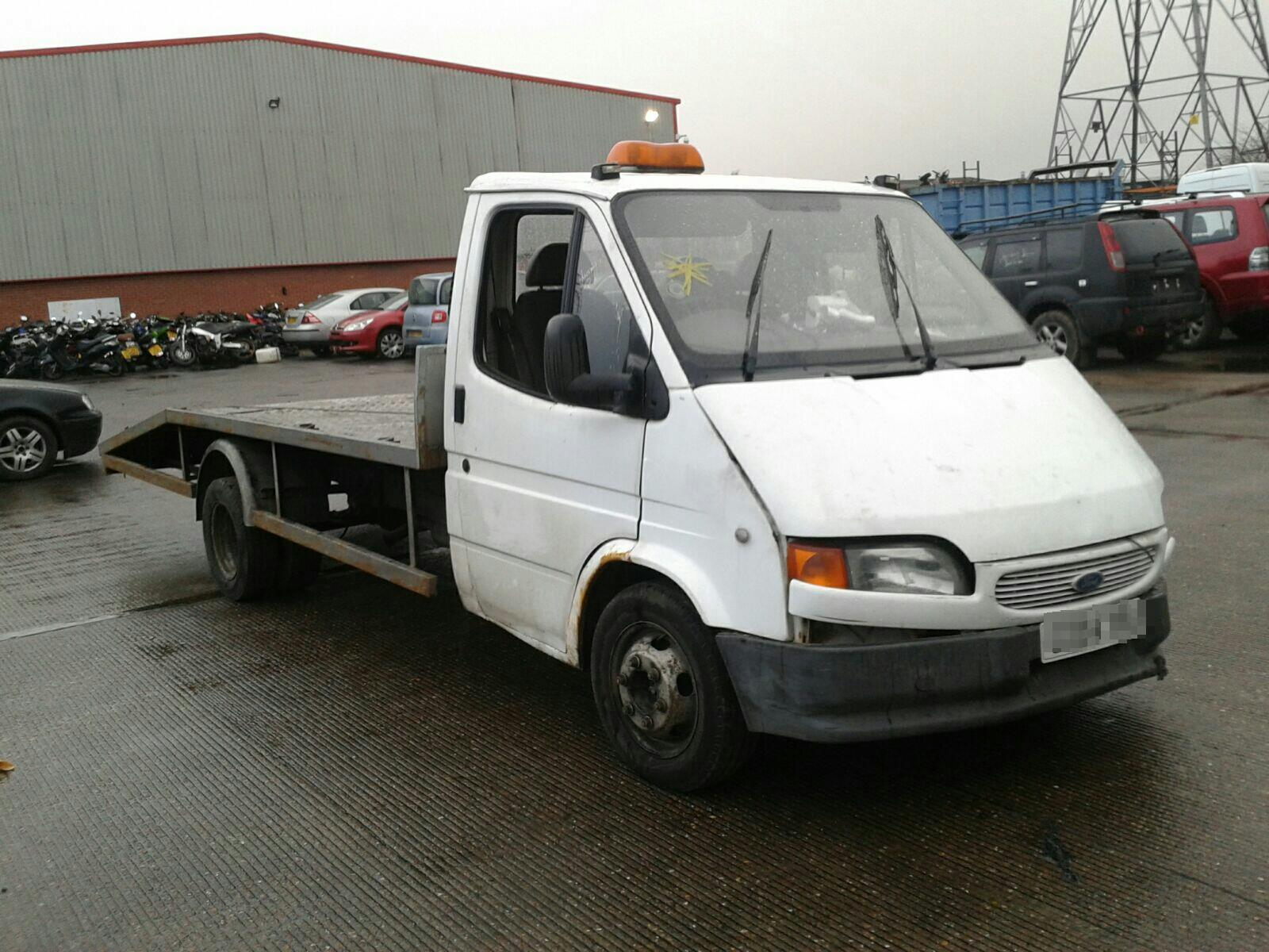 Ford Transit 1995 To 2000 Pick-Up