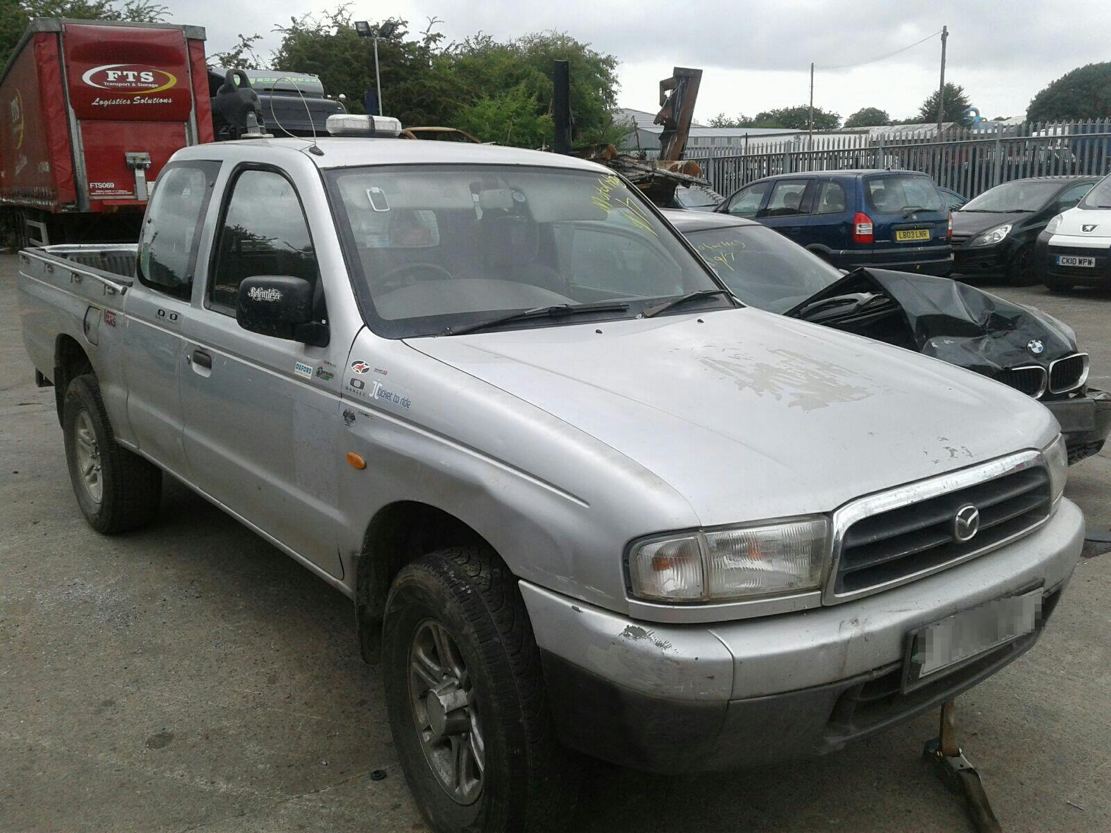 Mazda B Series 1998 To 2002 Pick-Up