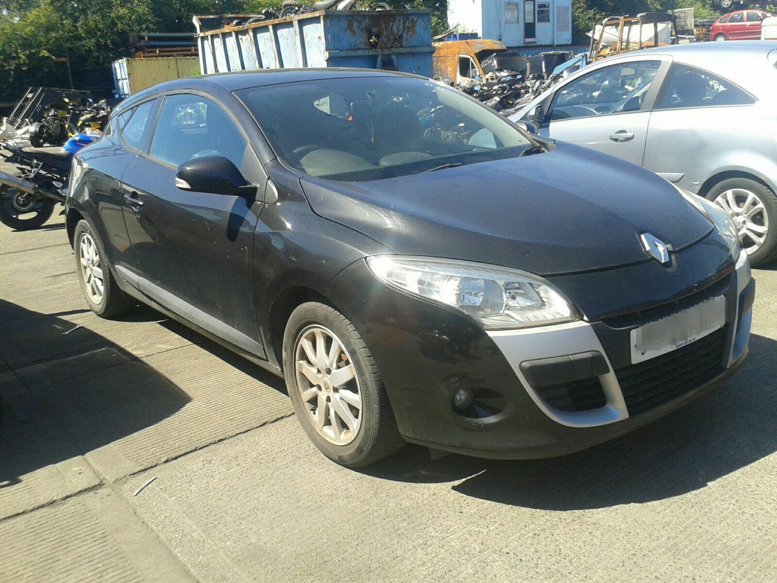 Renault Megane 2009 To 2012 3 Door Hatchback