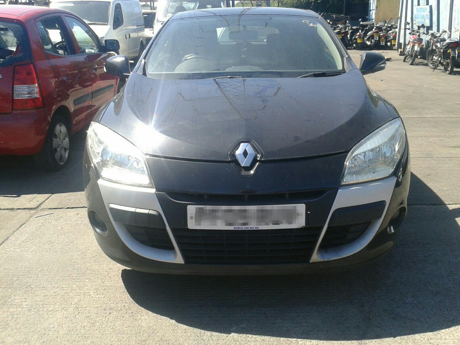 ... Renault Megane 2009 To 2012 3 Door Hatchback ...