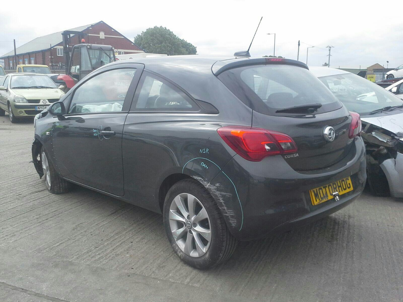 2017 Vauxhall Corsa 2014 On 3 Door Hatchback (Petrol