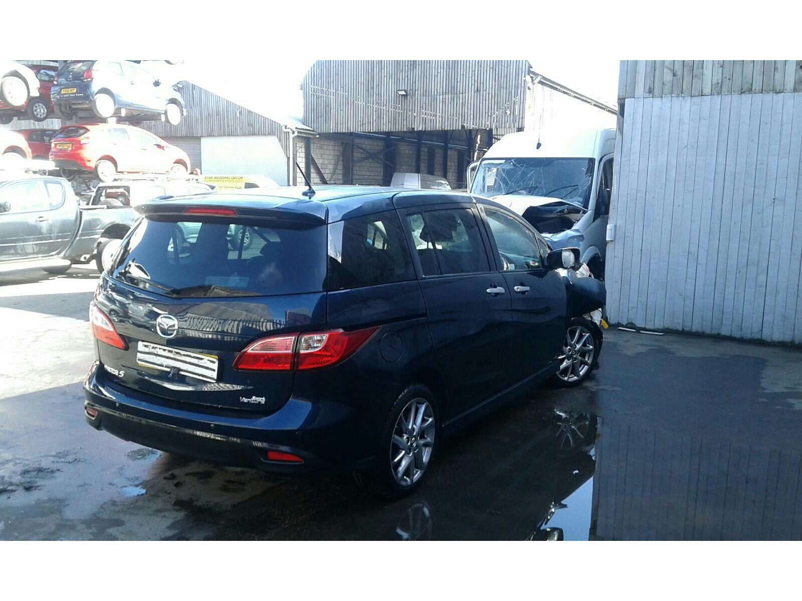 ... Mazda 5 2011 On 1.6cc BLUE Car Engine ...