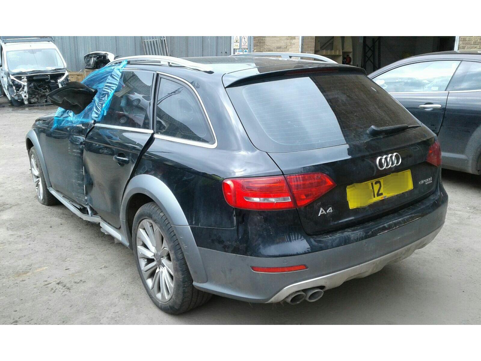 2012 Audi A4 To 2015 5 Door Estate Diesel Manual Breaking Peugeot Boxer Fuse Box Owners