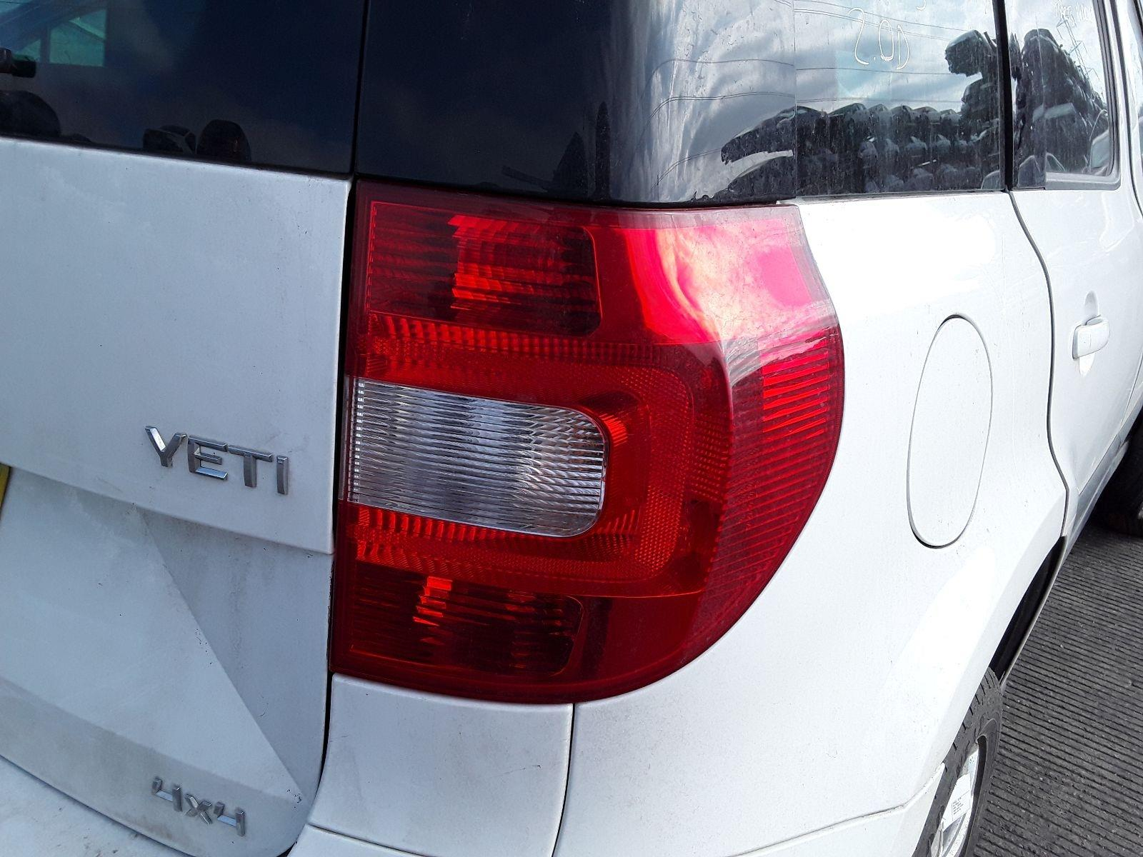 2015 Skoda Yeti 2014 On 5 Door Hatchback Diesel Manual Breaking Fuse Box