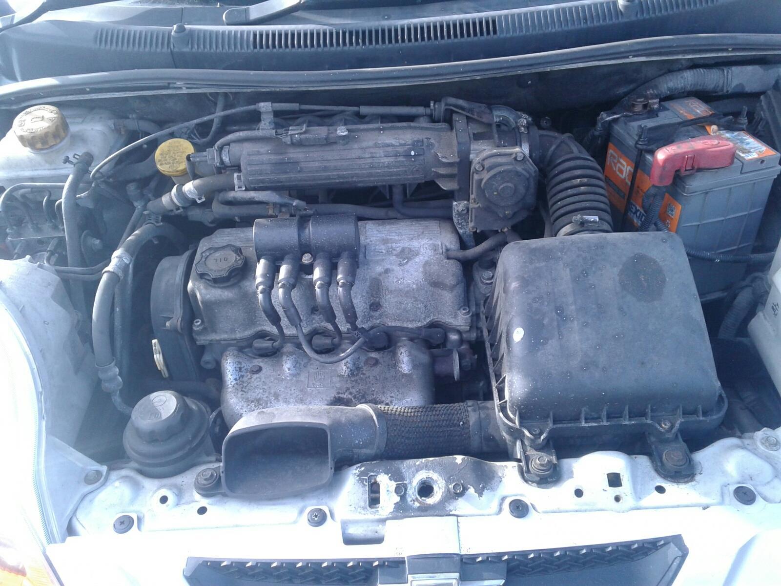 2009 Chevrolet Matiz 2005 To 2010 5 Door Hatchback Petrol Manual