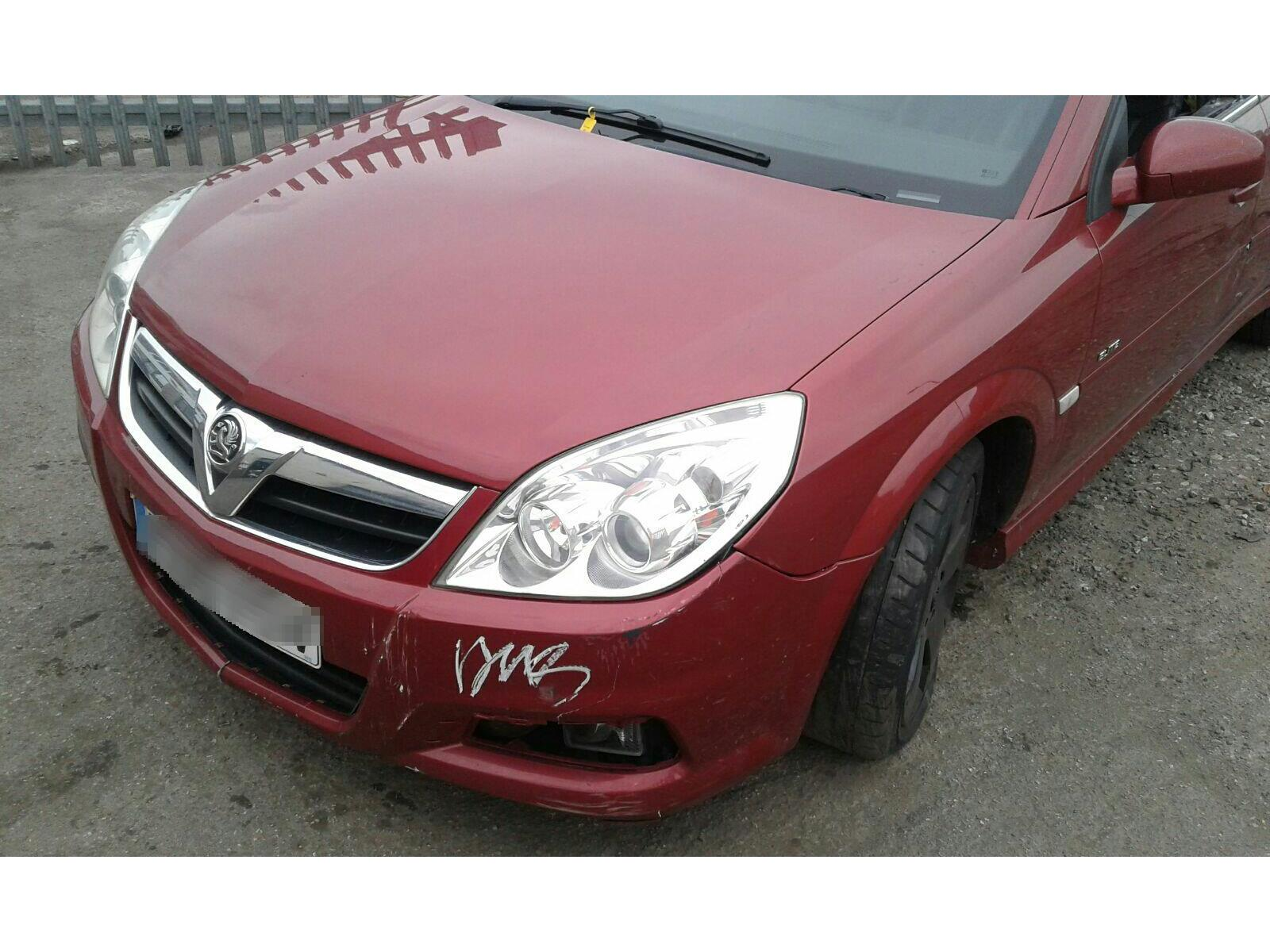 ... Vauxhall Signum 2003 To 2009 5 Door Hatchback ...