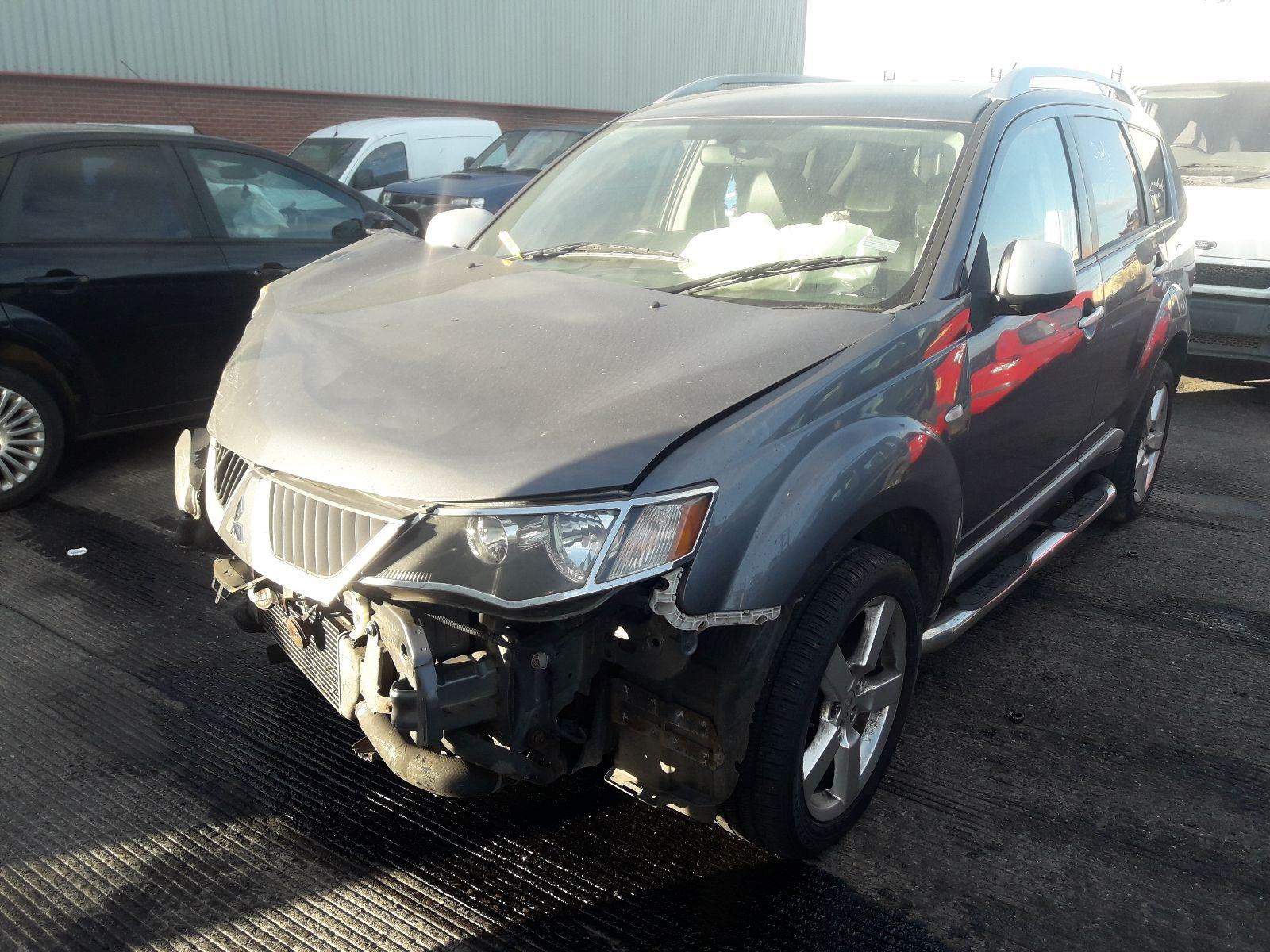 ... Mitsubishi Outlander 2007 To 2010 5 Door 4x4 ...