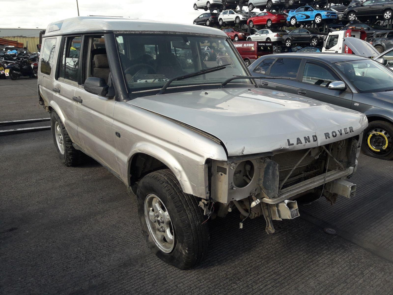 Land Rover Discovery 2001 To 2009 L.C.V.