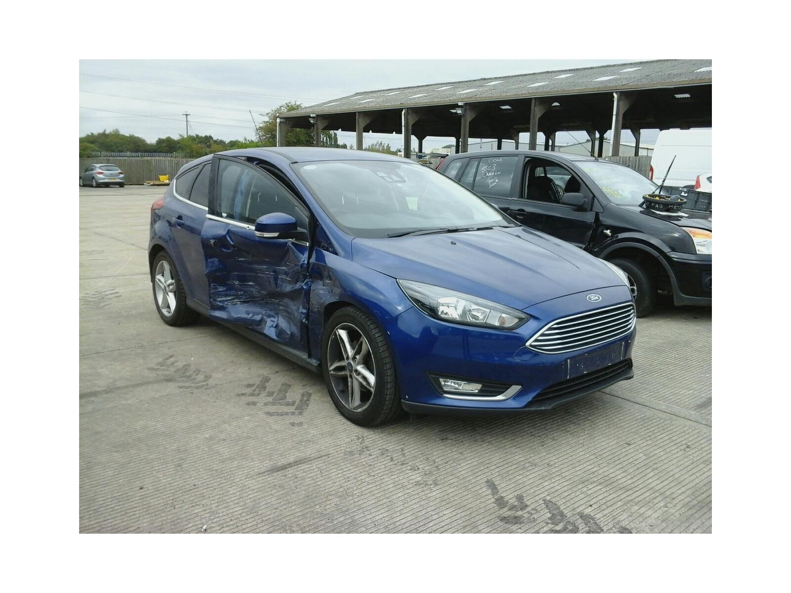 2015 Ford Focus 2014 On 5 Door Hatchback Diesel Manual Breaking