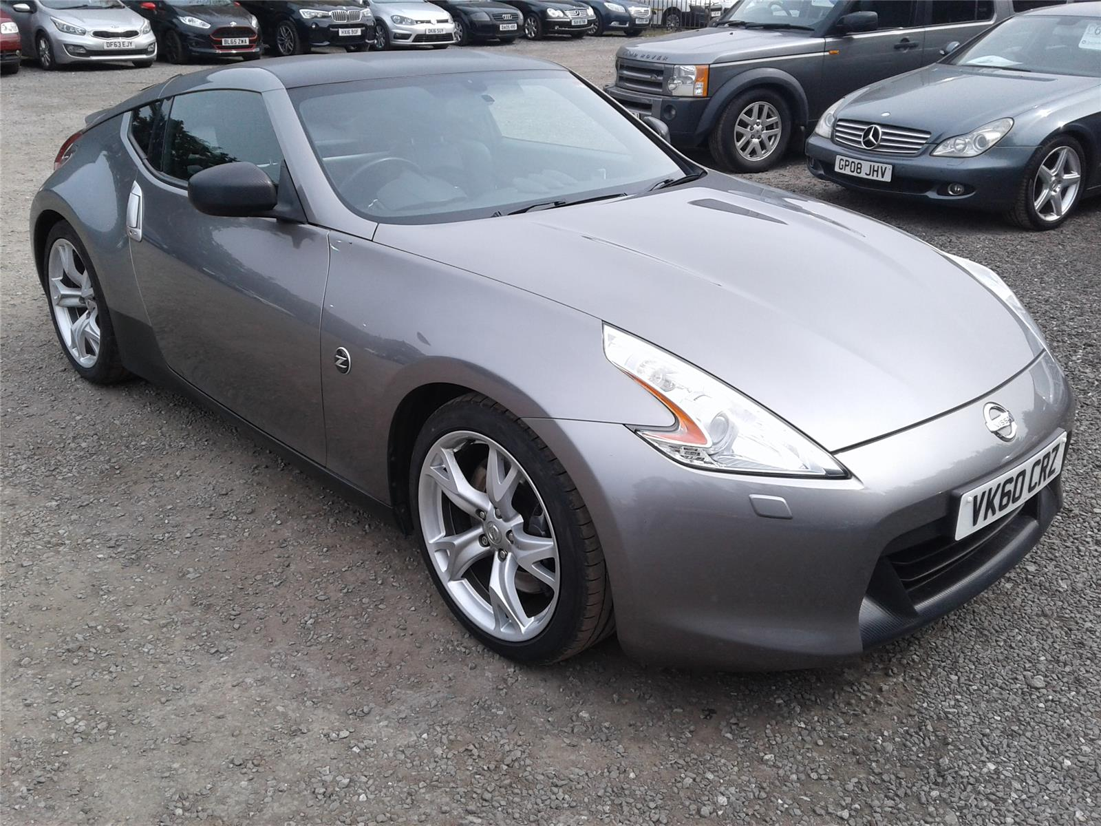 2010 Nissan 370Z GT Pack 3696 Petrol Manual 6 Speed 2 Door Coupe