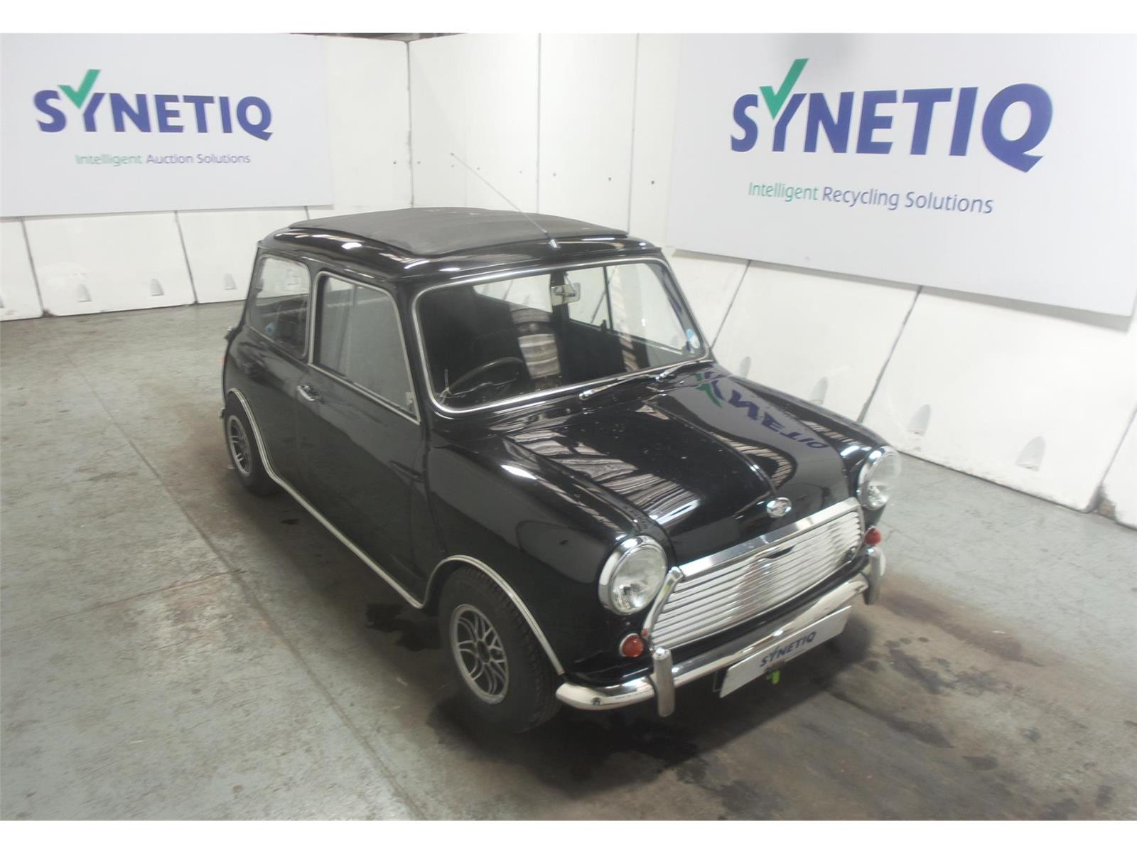 1969 MORRIS MINI COOPER S 2 DOOR SALOON